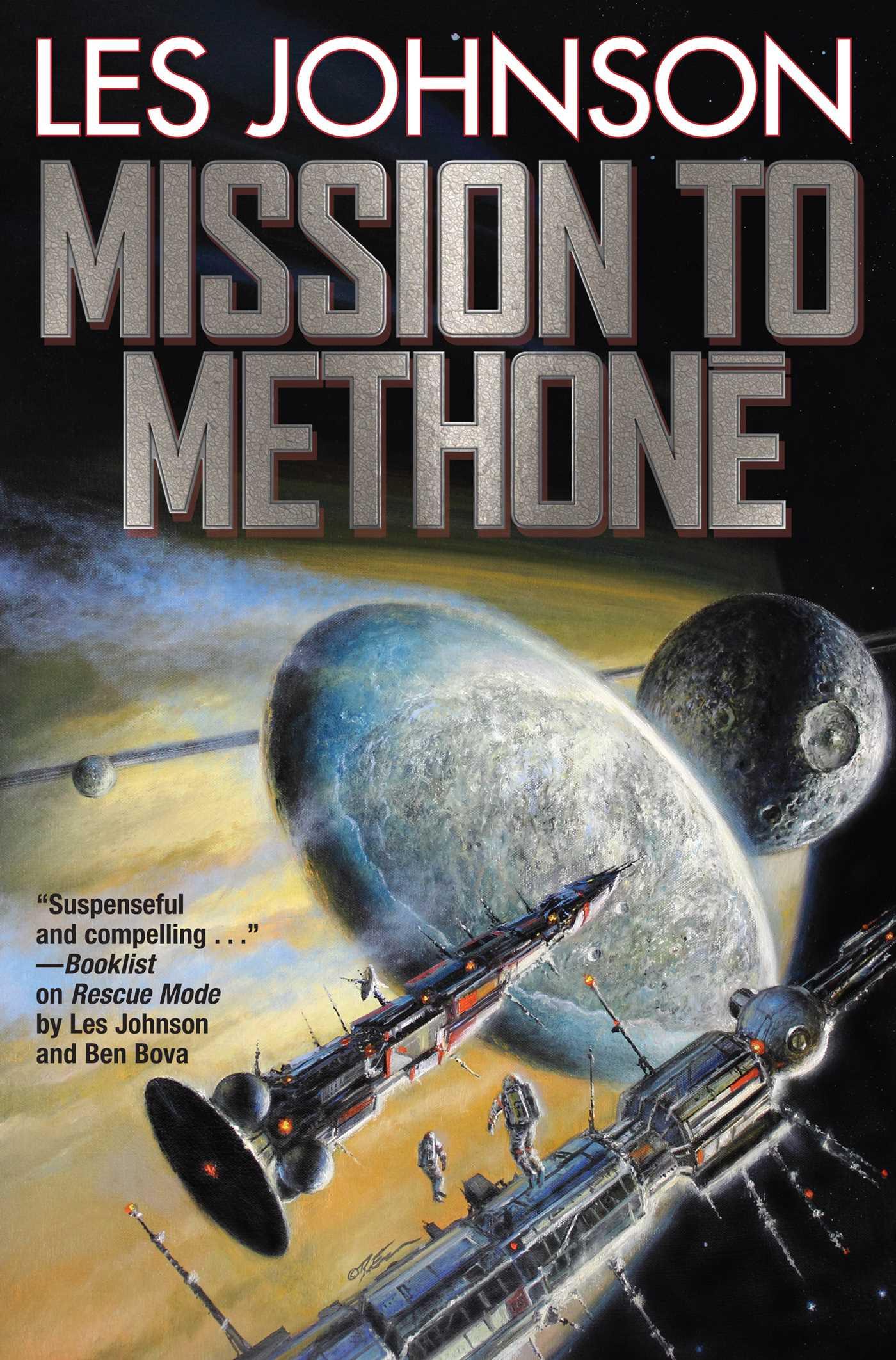 Mission to methone 9781481483056 hr