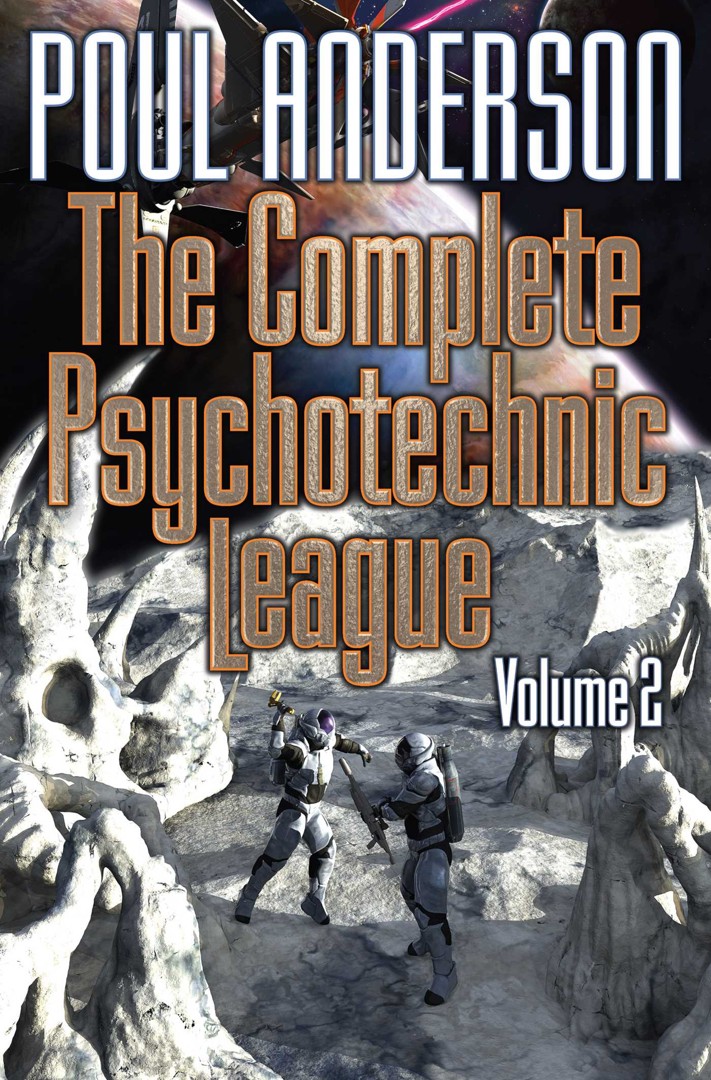 The complete psychotechnic league vol 2 9781481483063 hr