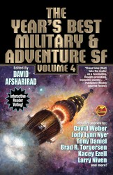 The Year's Best Military and Adventure SF, Volume 4