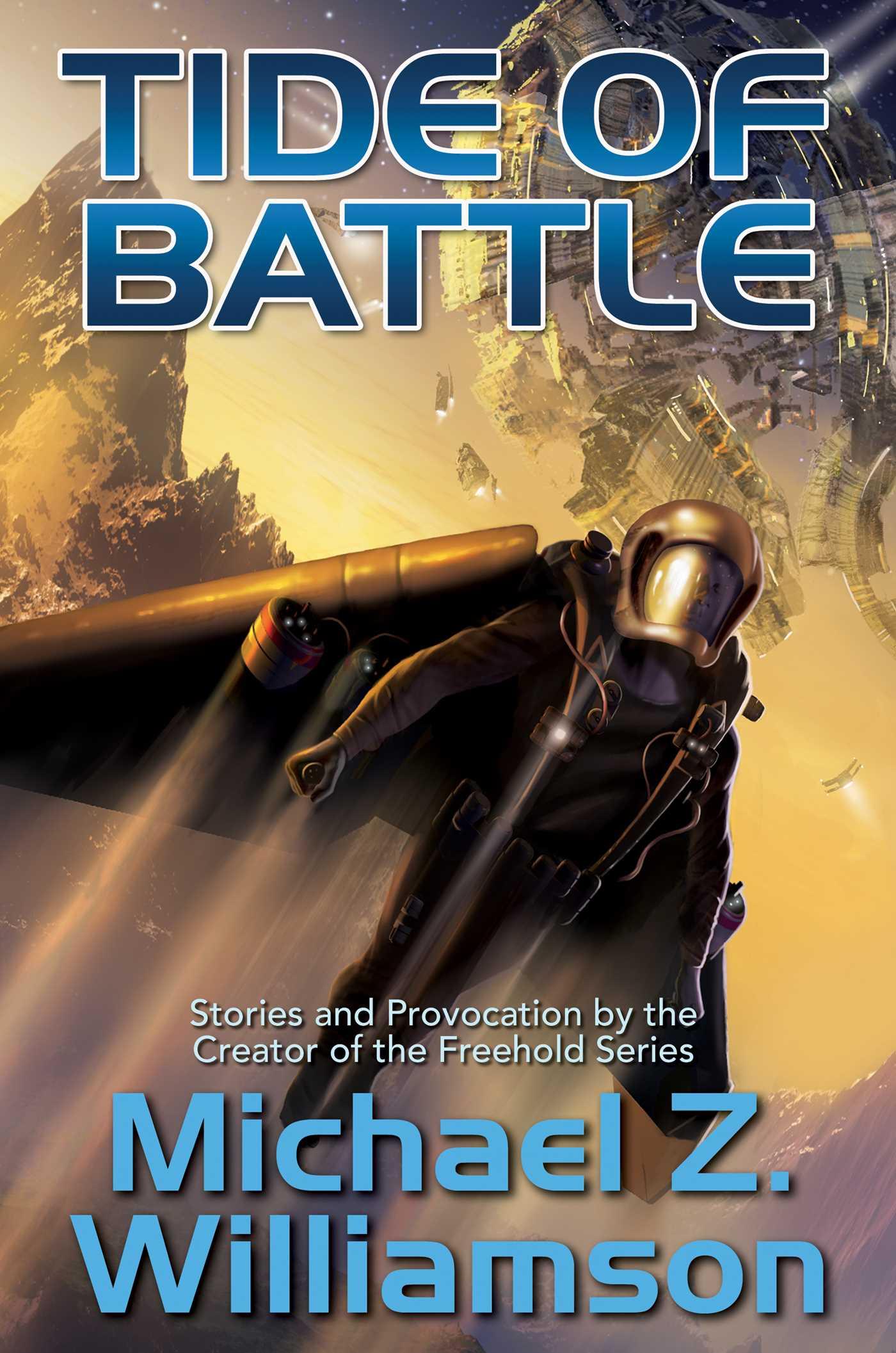 Tide of battle 9781481483360 hr