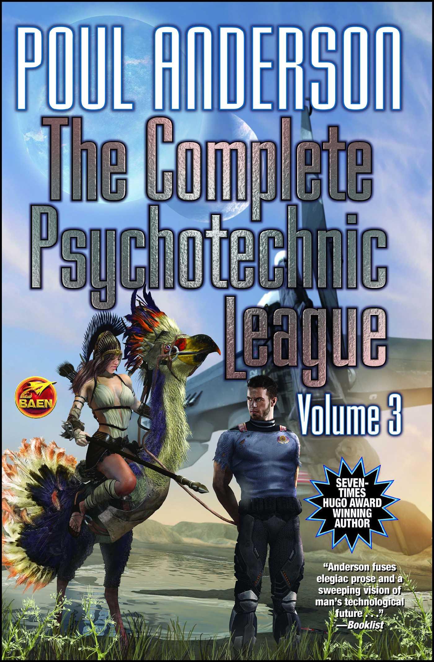 The complete psychotechnic league vol 3 9781481483377 hr