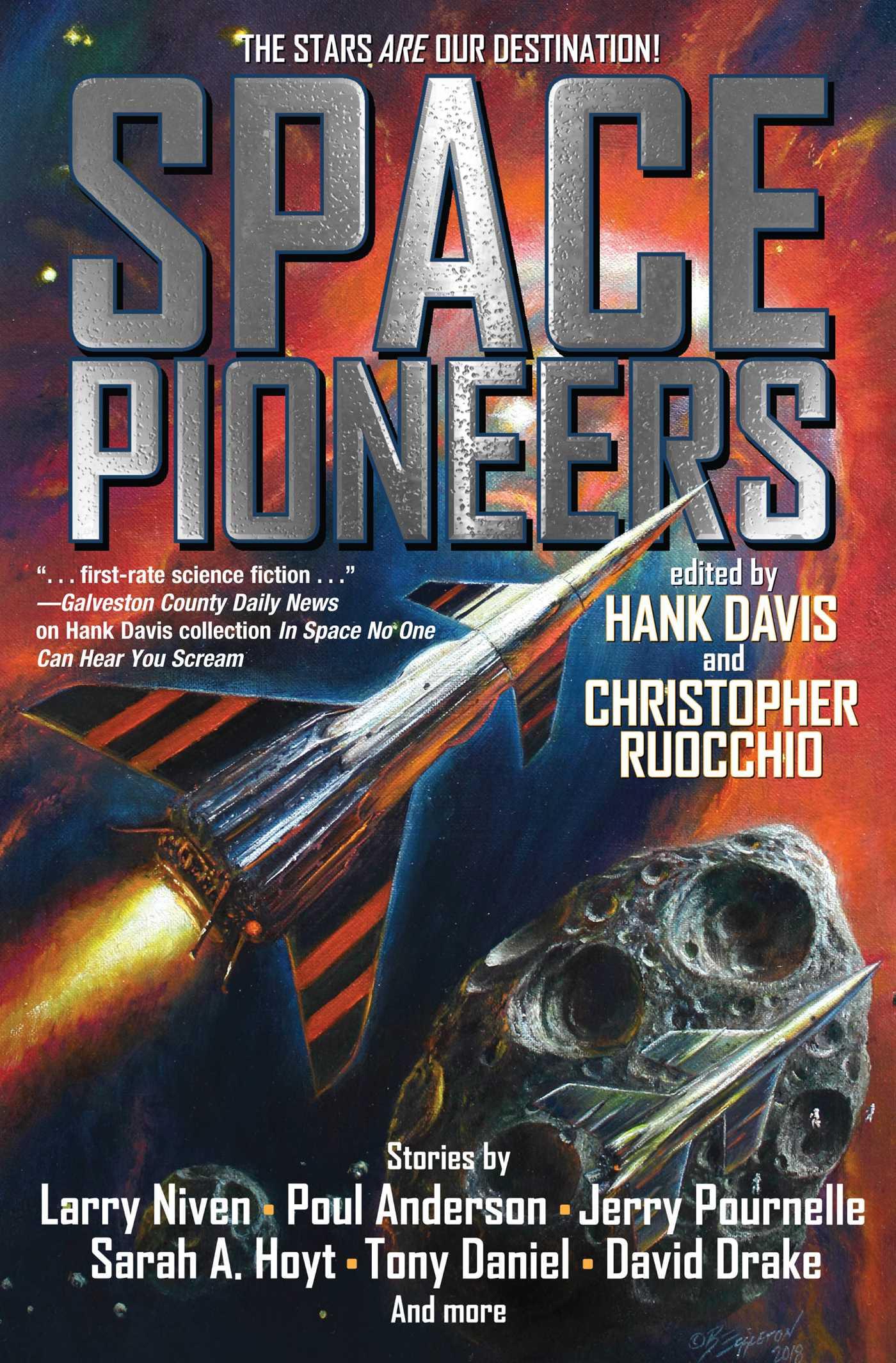 Space pioneers 9781481483605 hr