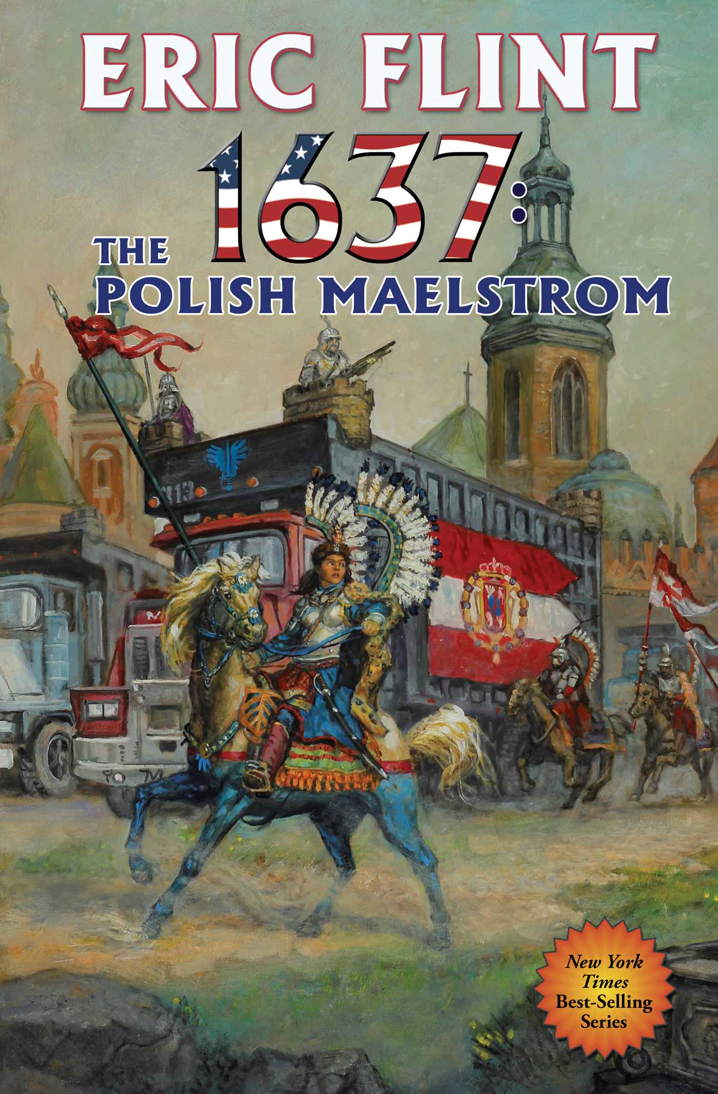 Book Cover Image (jpg): 1637: The Polish Maelstrom