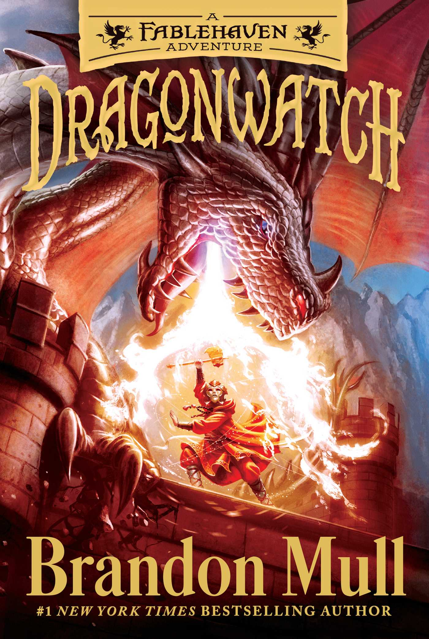 Dragonwatch 9781481485029 hr
