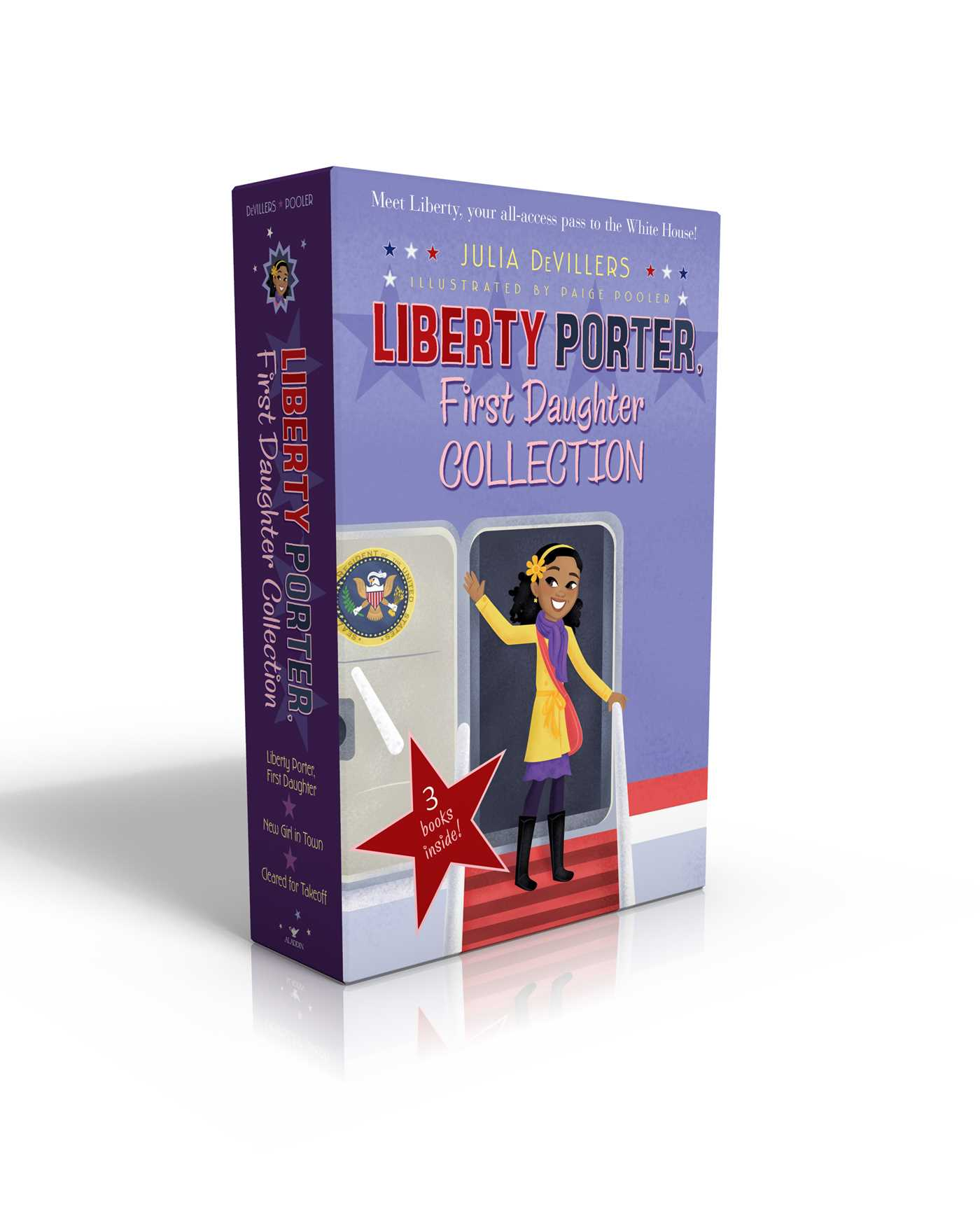 Liberty porter first daughter collection 9781481485425 hr