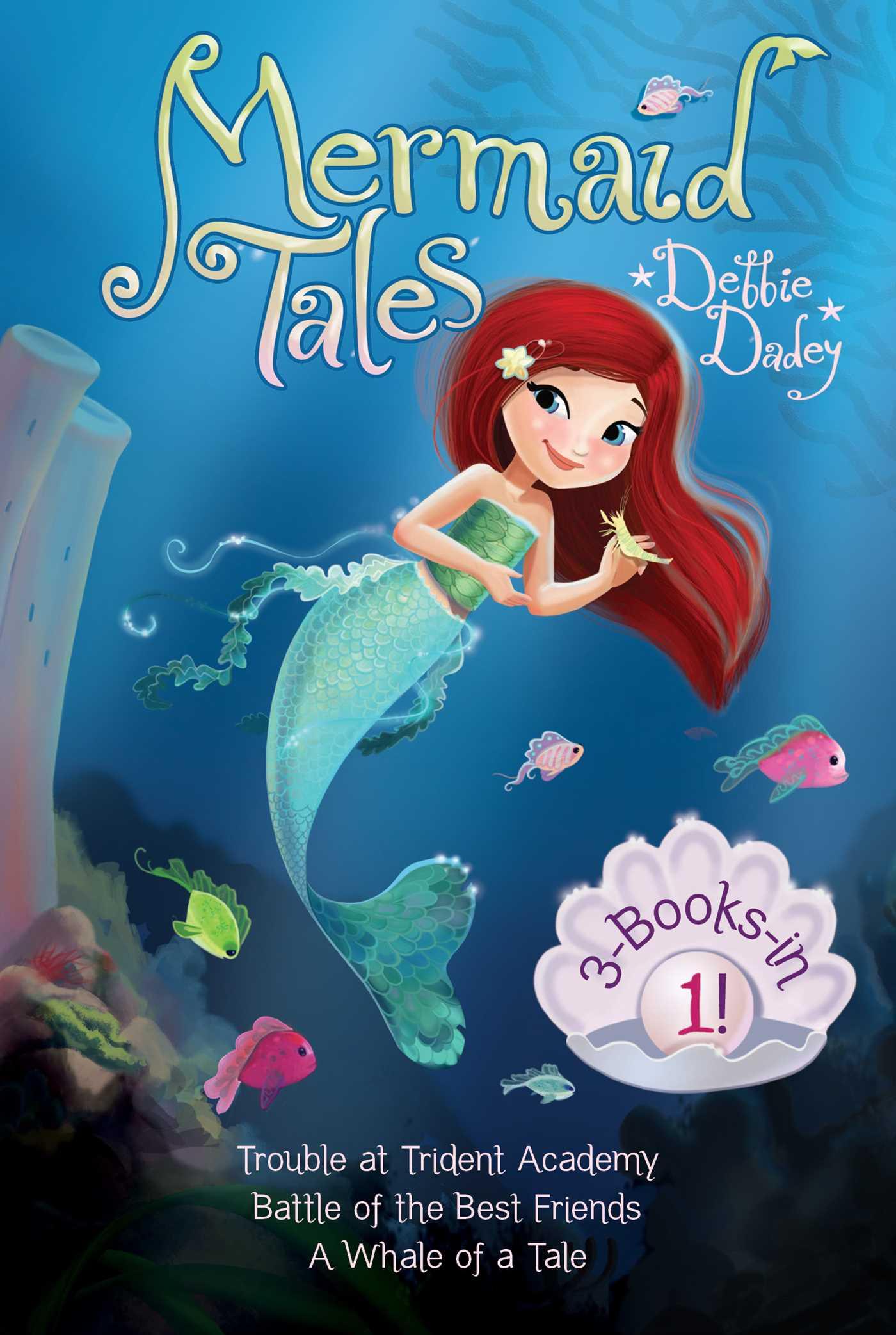 Mermaid tales 3 books in 1 9781481485555 hr