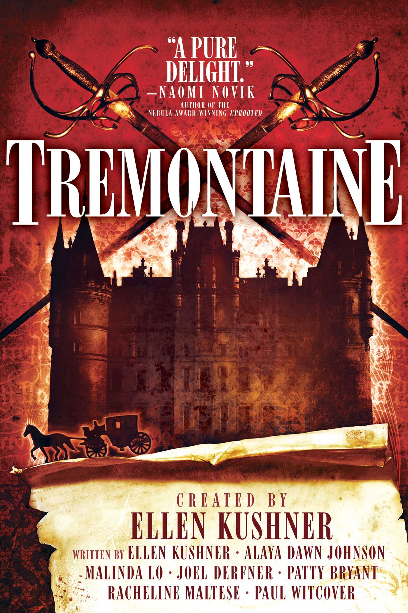 Tremontaine 9781481485586 hr
