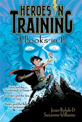 Heroes in Training 3-Books-in-1!