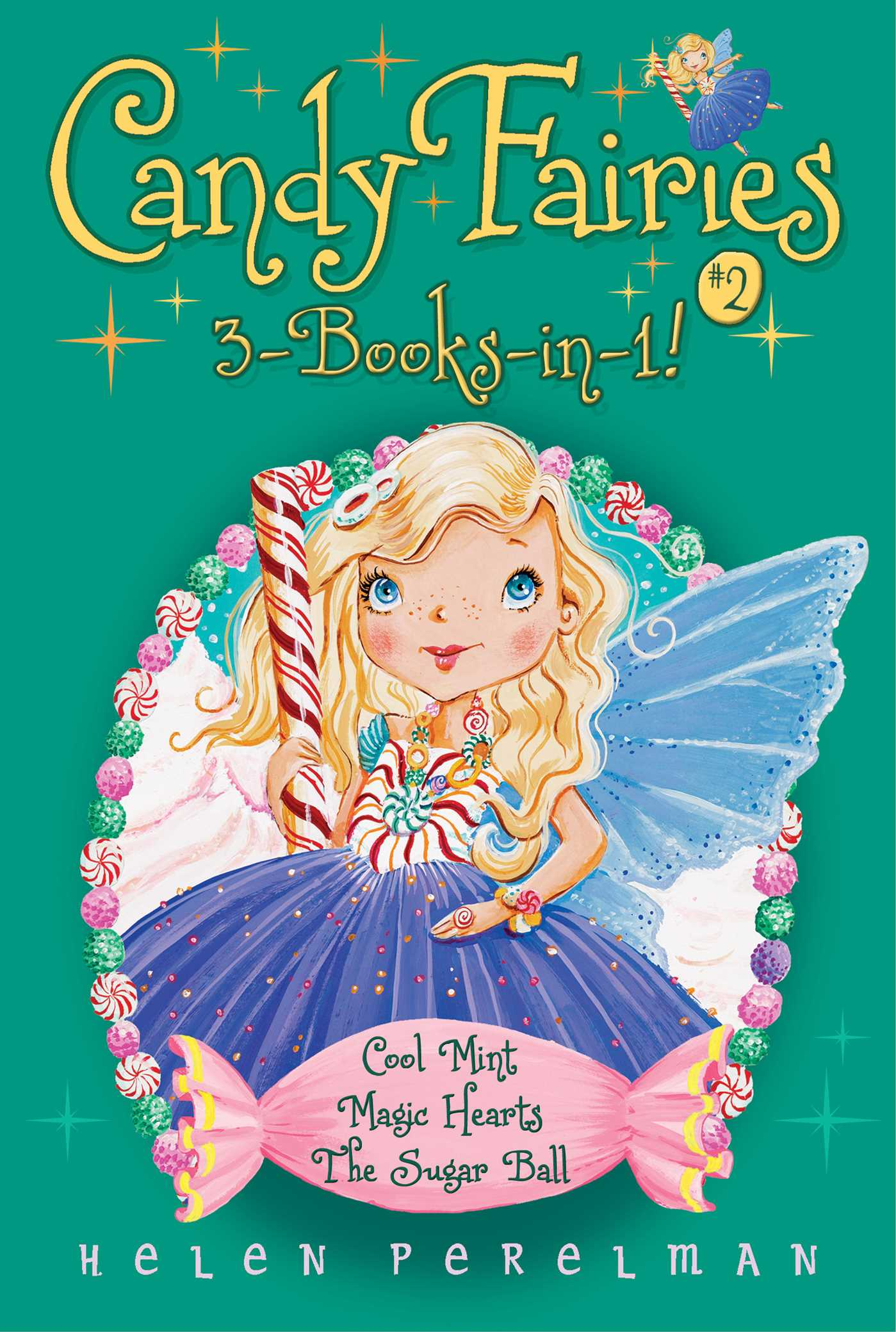 Candy fairies 3 books in 1 2 9781481485661 hr