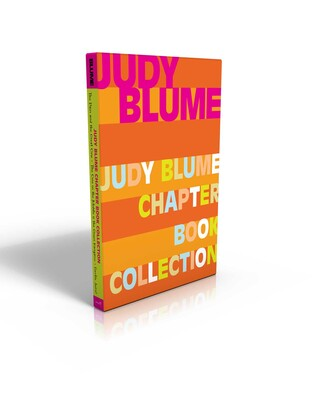 Judy Blume Chapter Book Collection