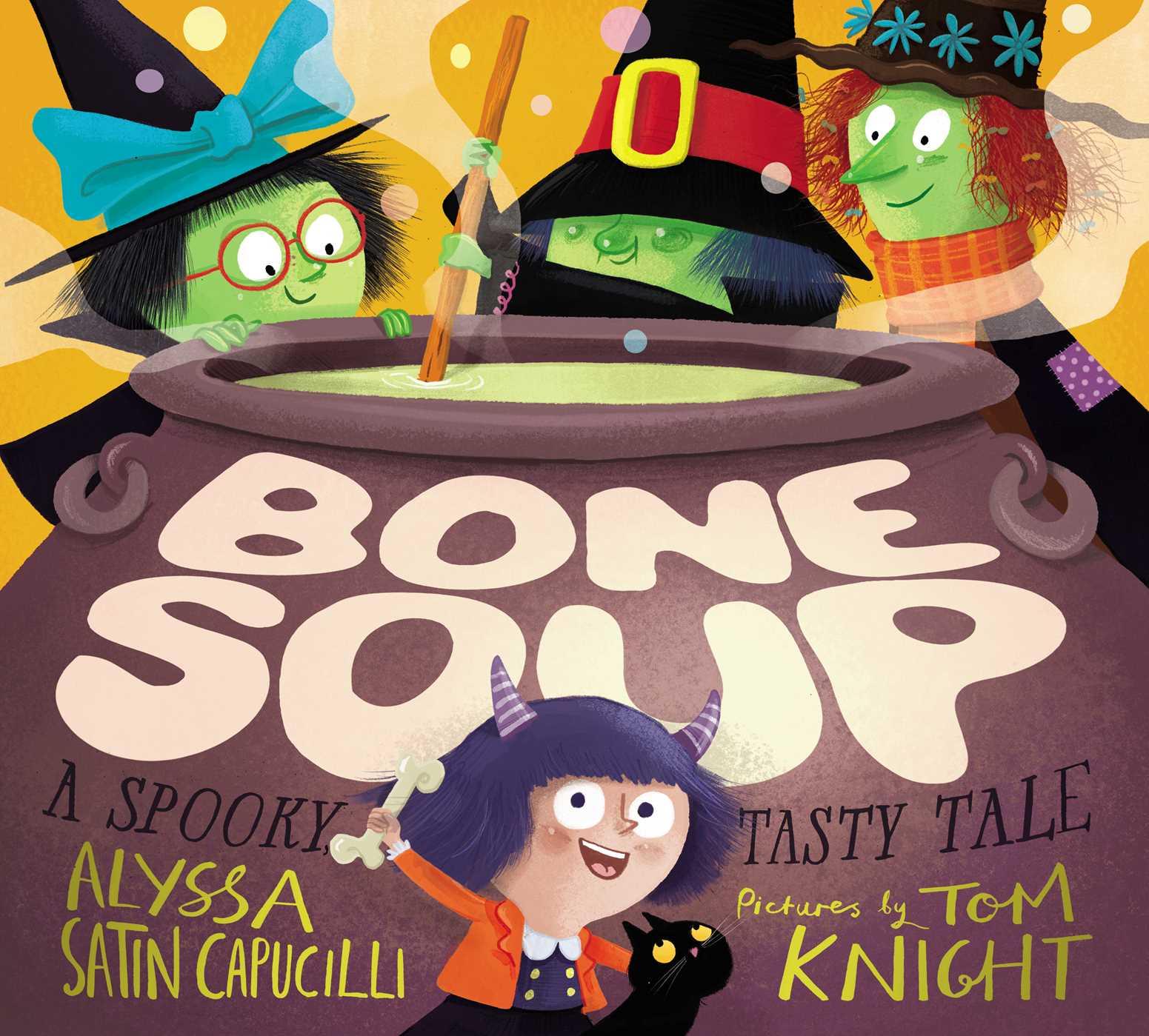 Bone soup 9781481486088 hr