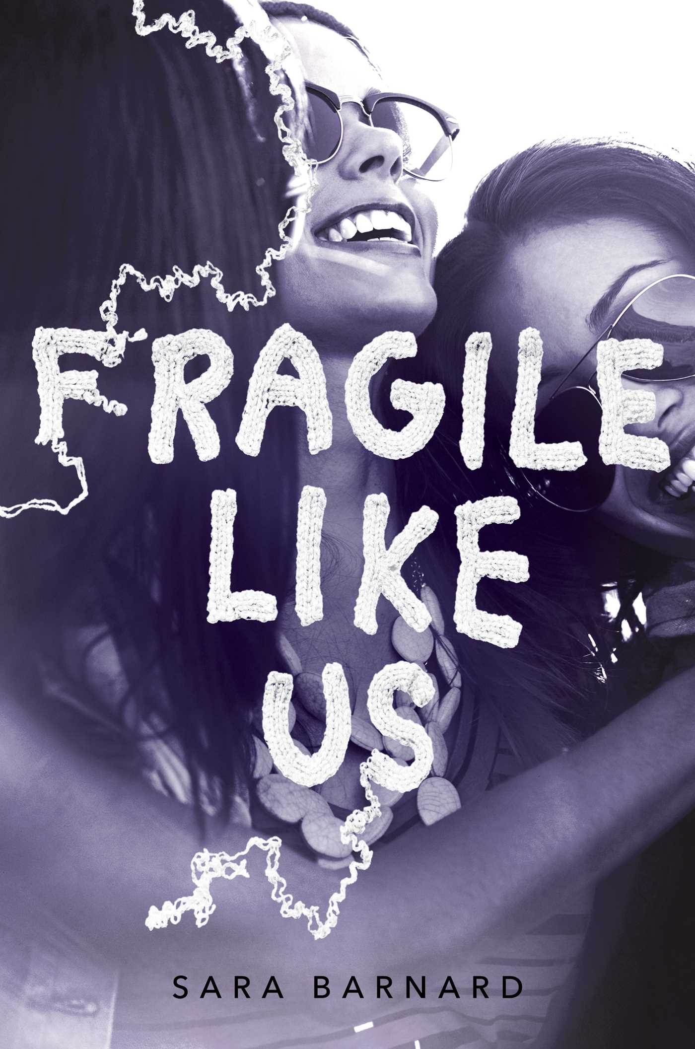 Fragile like us 9781481486101 hr