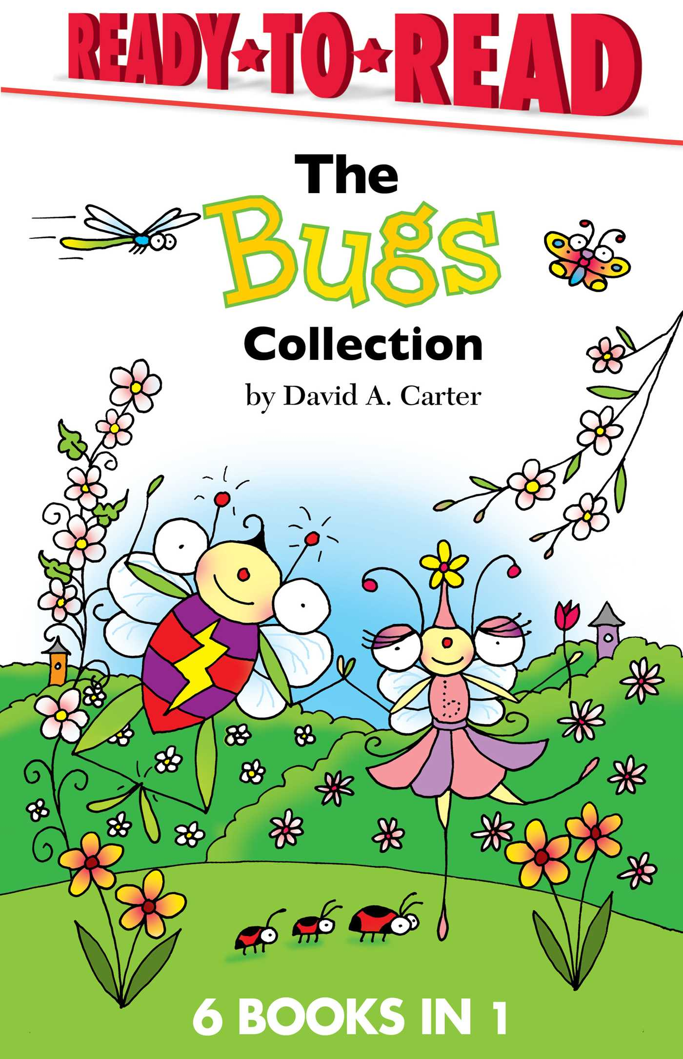 The bugs ready to read collection 9781481486514 hr