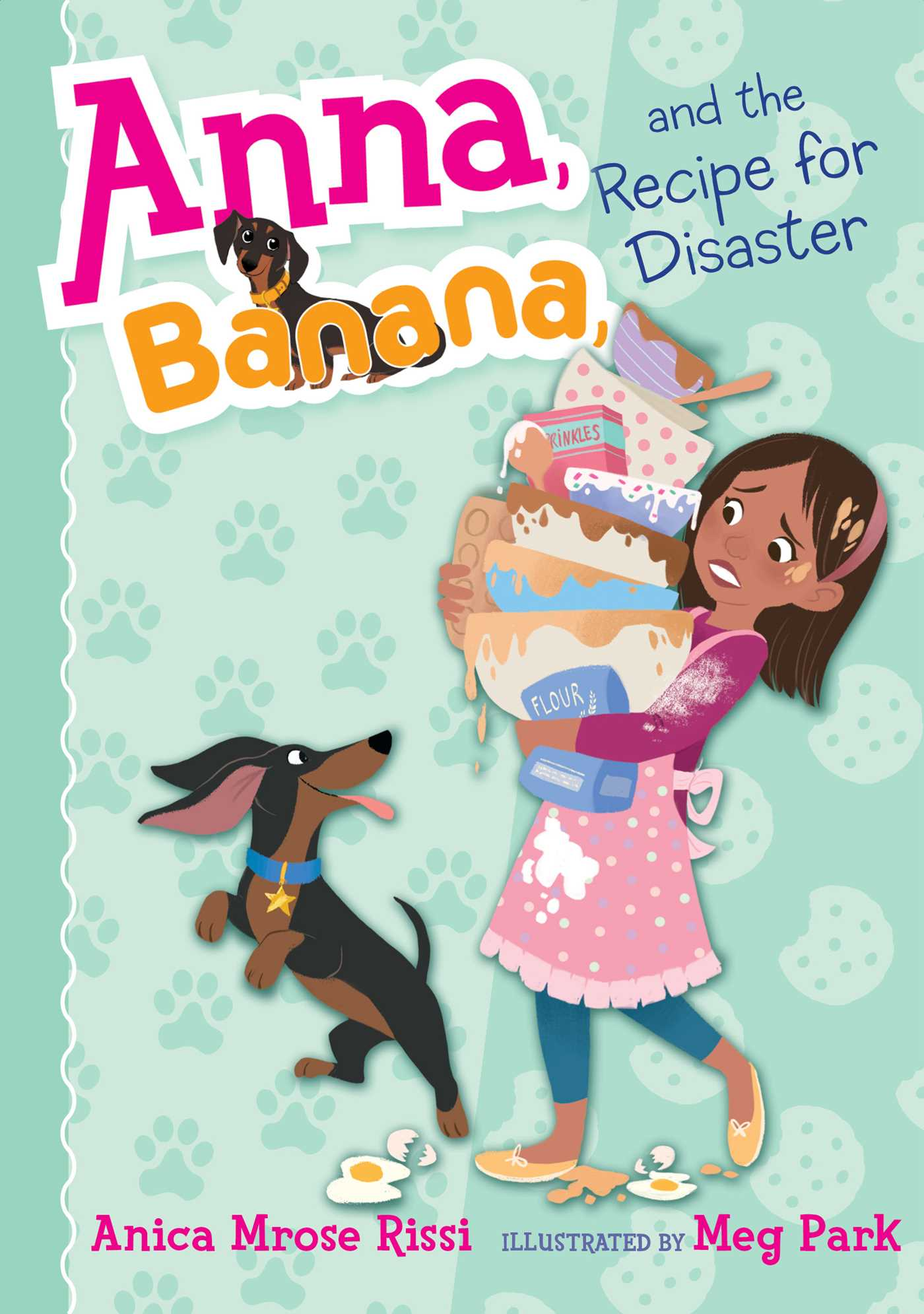 Anna banana and the recipe for disaster 9781481486729 hr