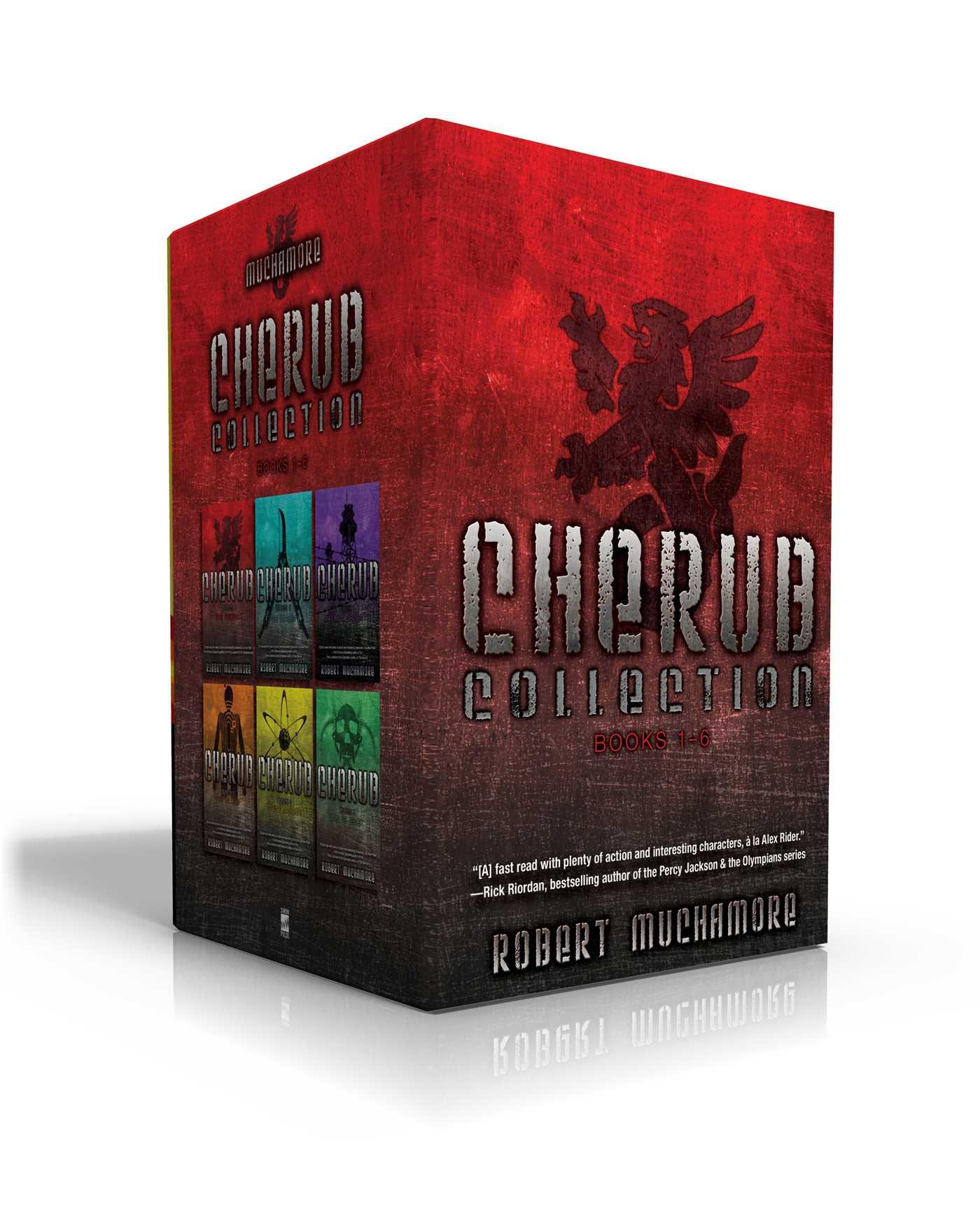 cherub collection books 1 u20136