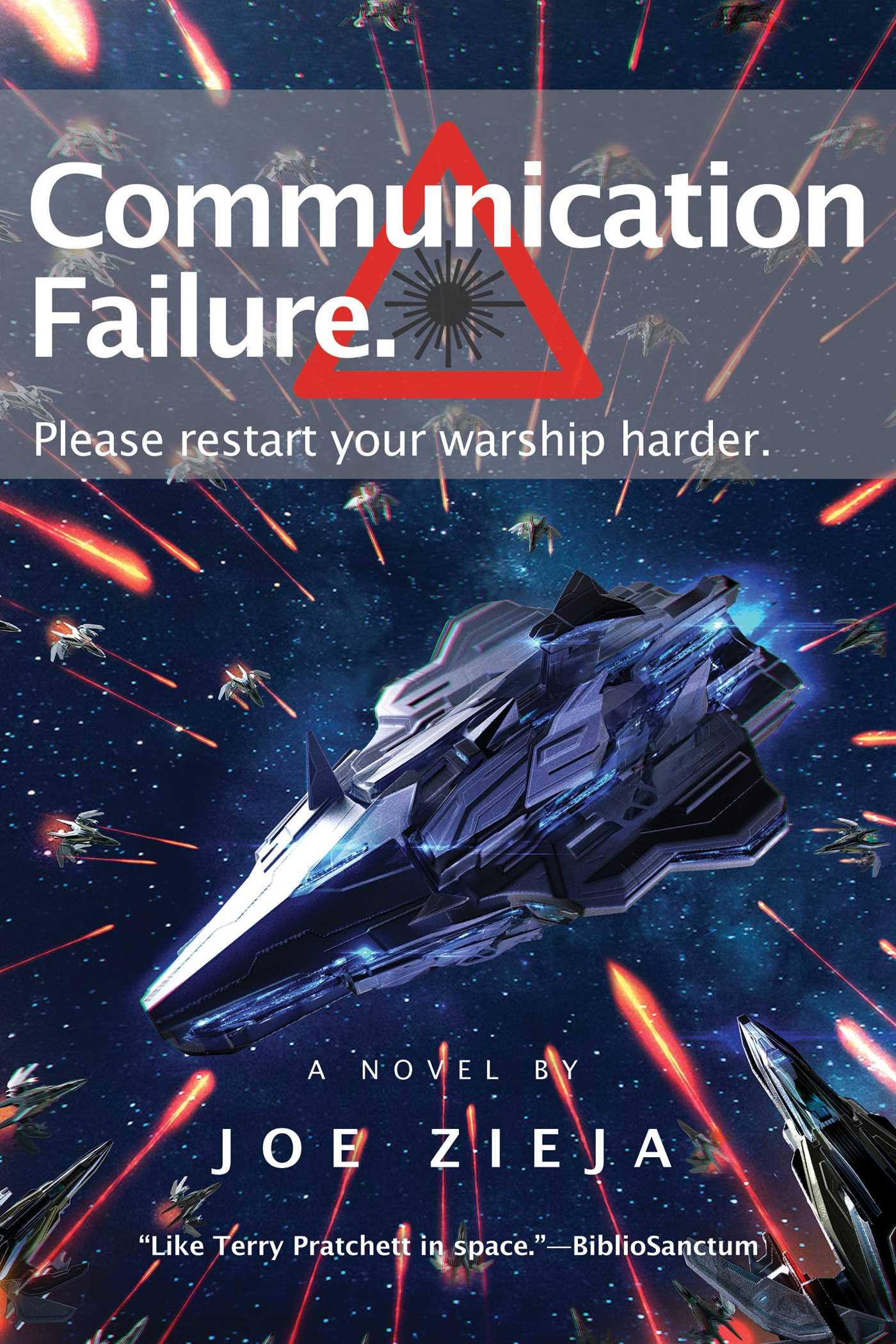 Communication failure 9781481486903 hr