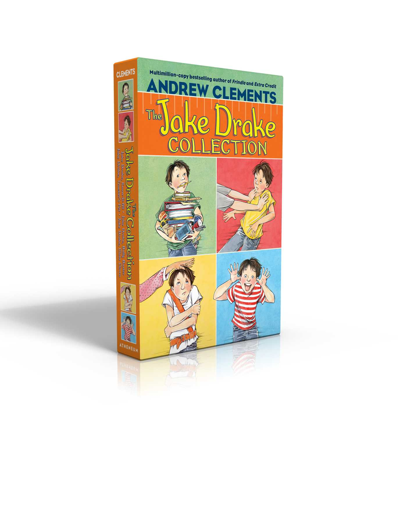 The jake drake collection 9781481487054 hr