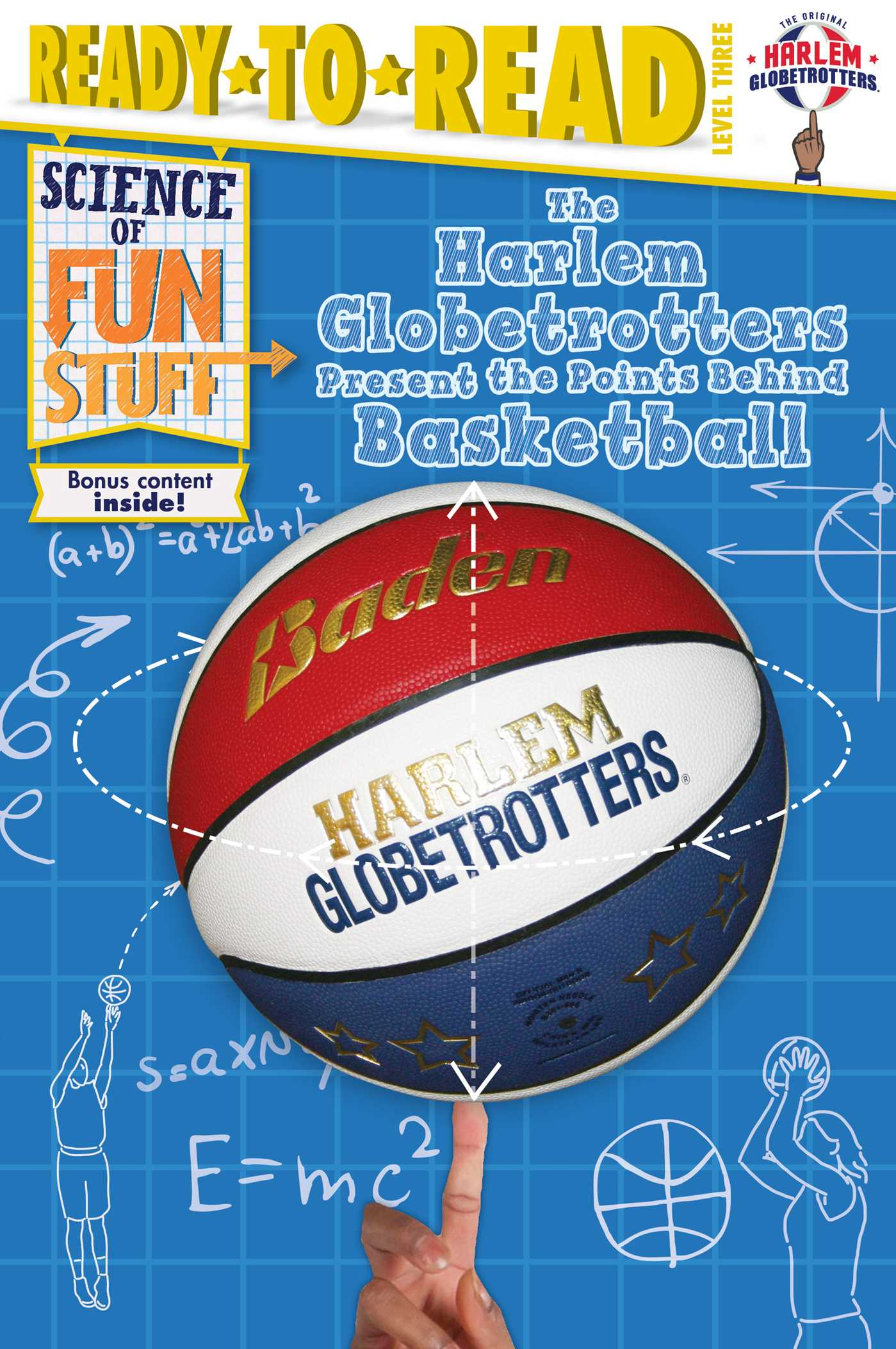 The harlem globetrotters present the points behind basketball 9781481487511 hr