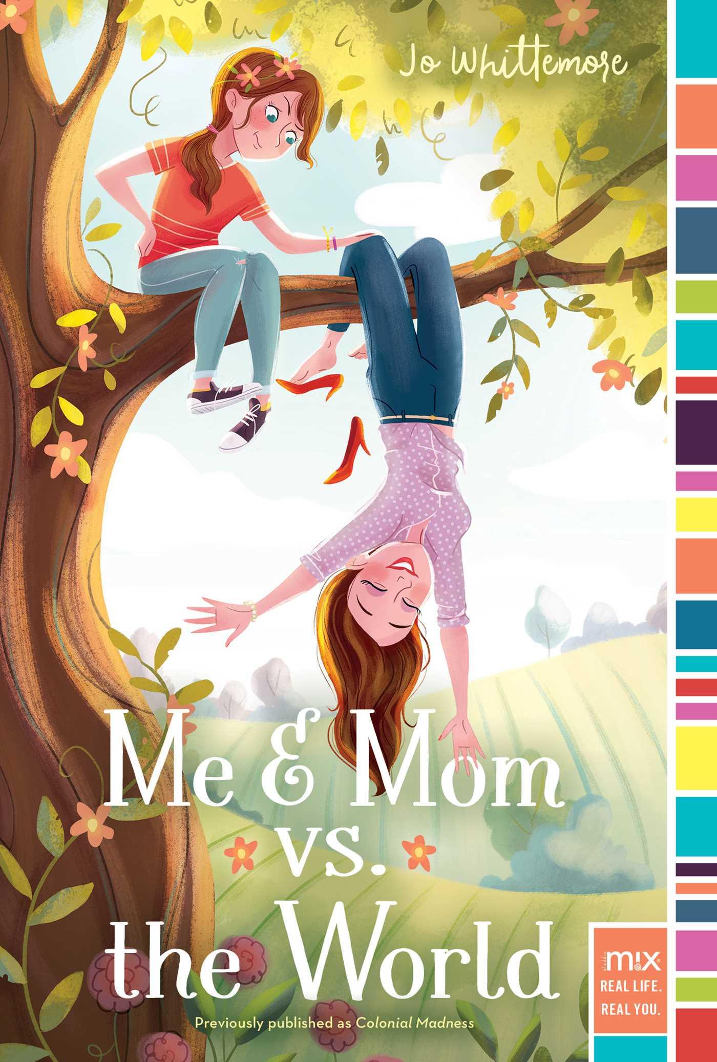 Me mom vs the world 9781481487542 hr