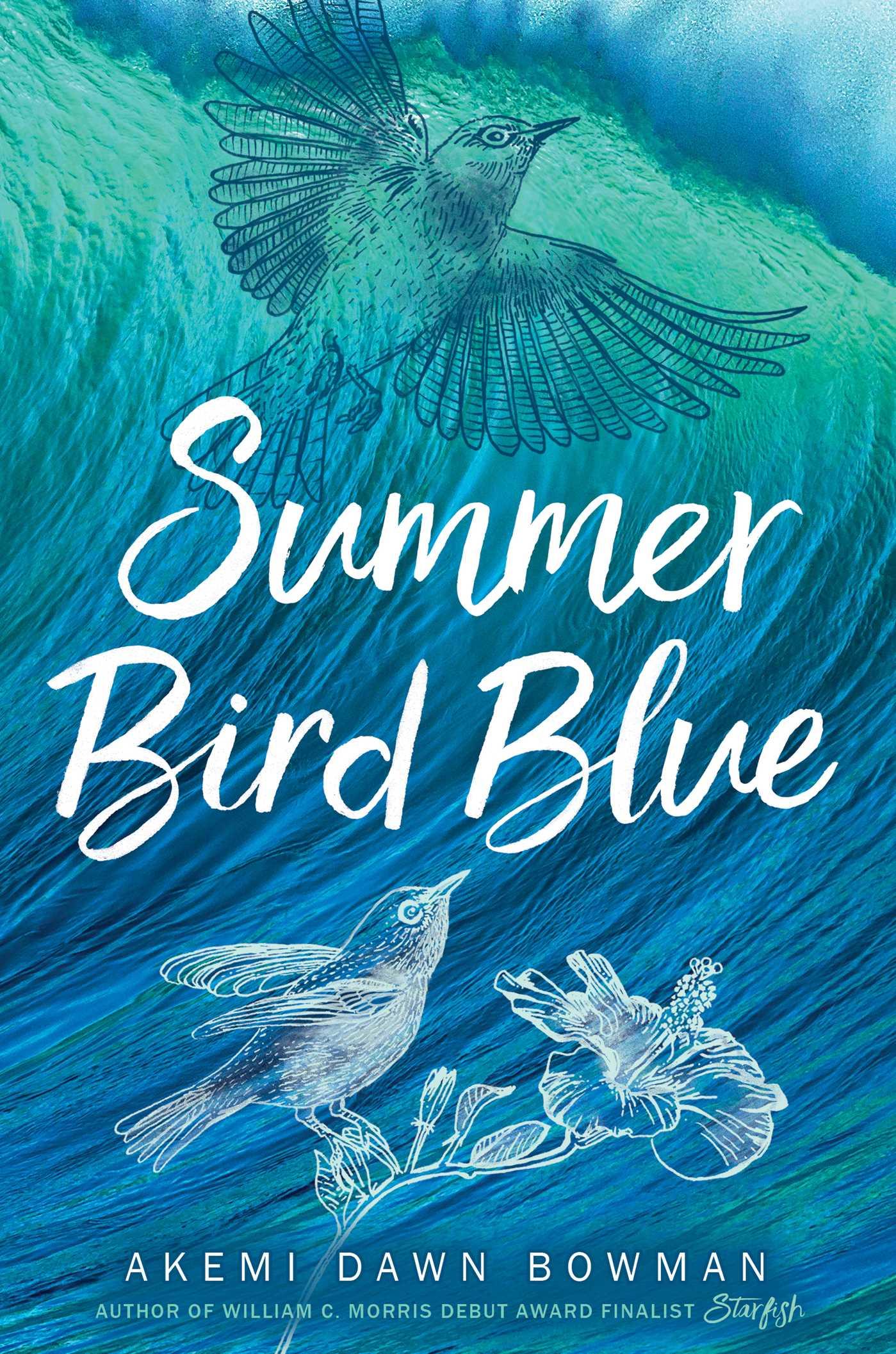 Summer bird blue 9781481487757 hr