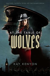 At the table of wolves 9781481487795