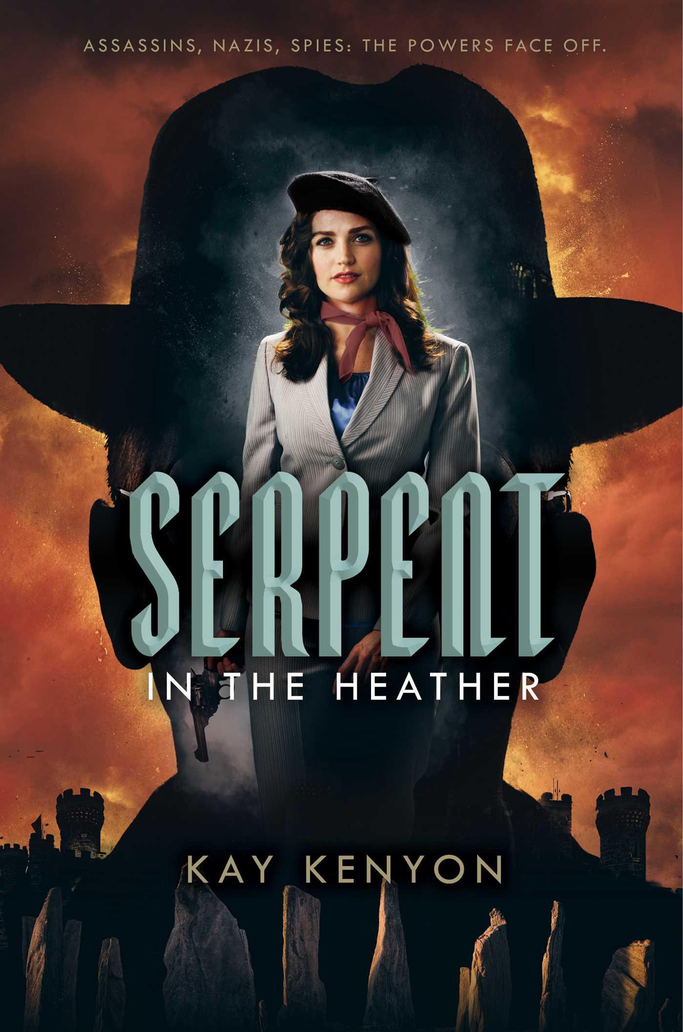 Serpent in the heather 9781481487863 hr
