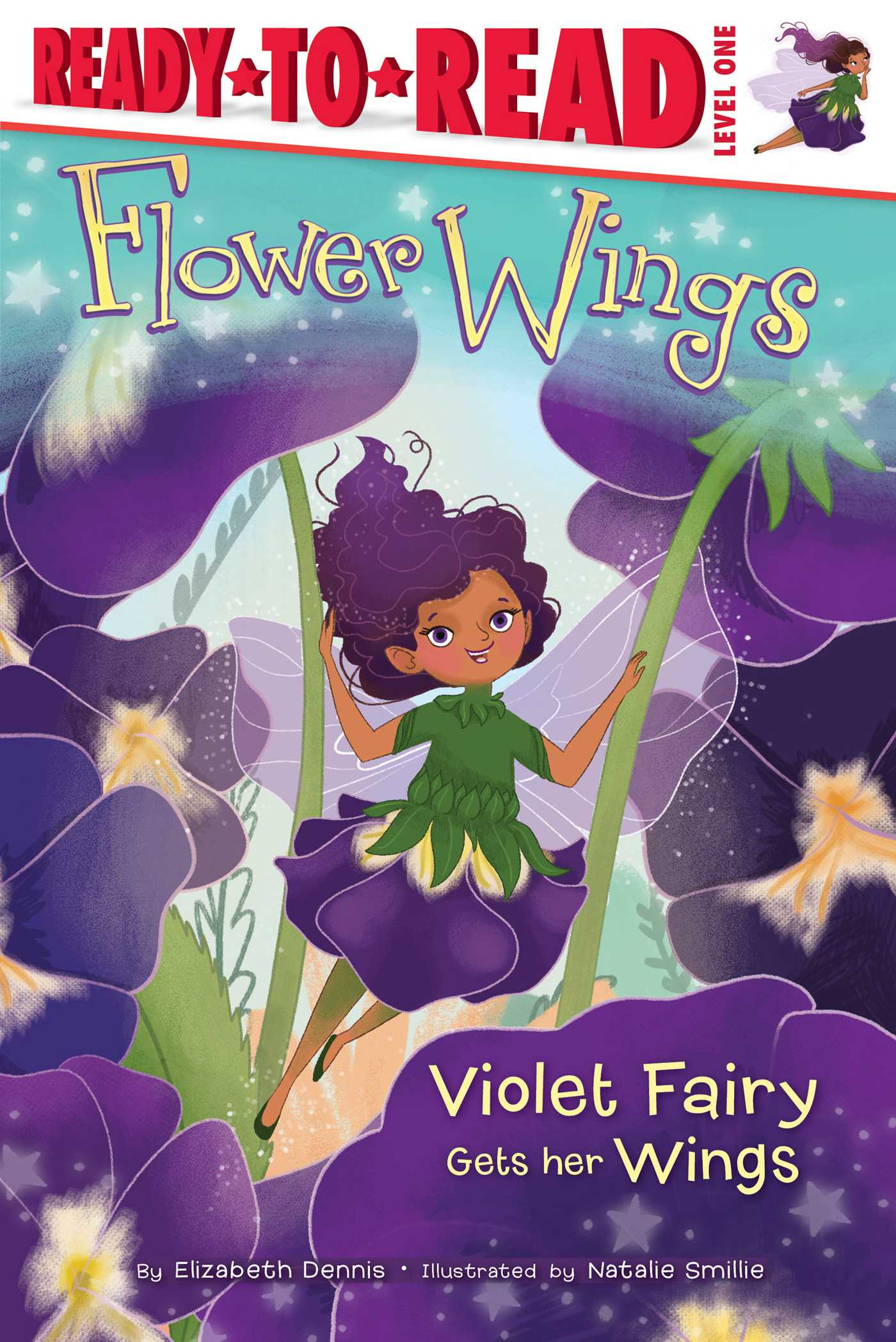 Violet fairy gets her wings 9781481487979 hr