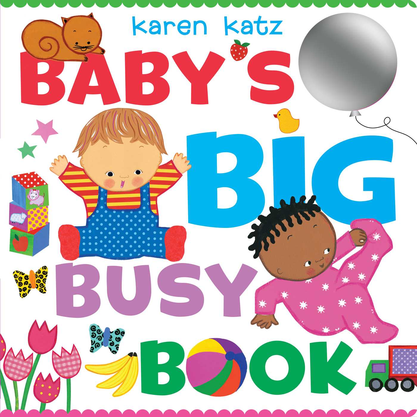Babys big busy book 9781481488303 hr