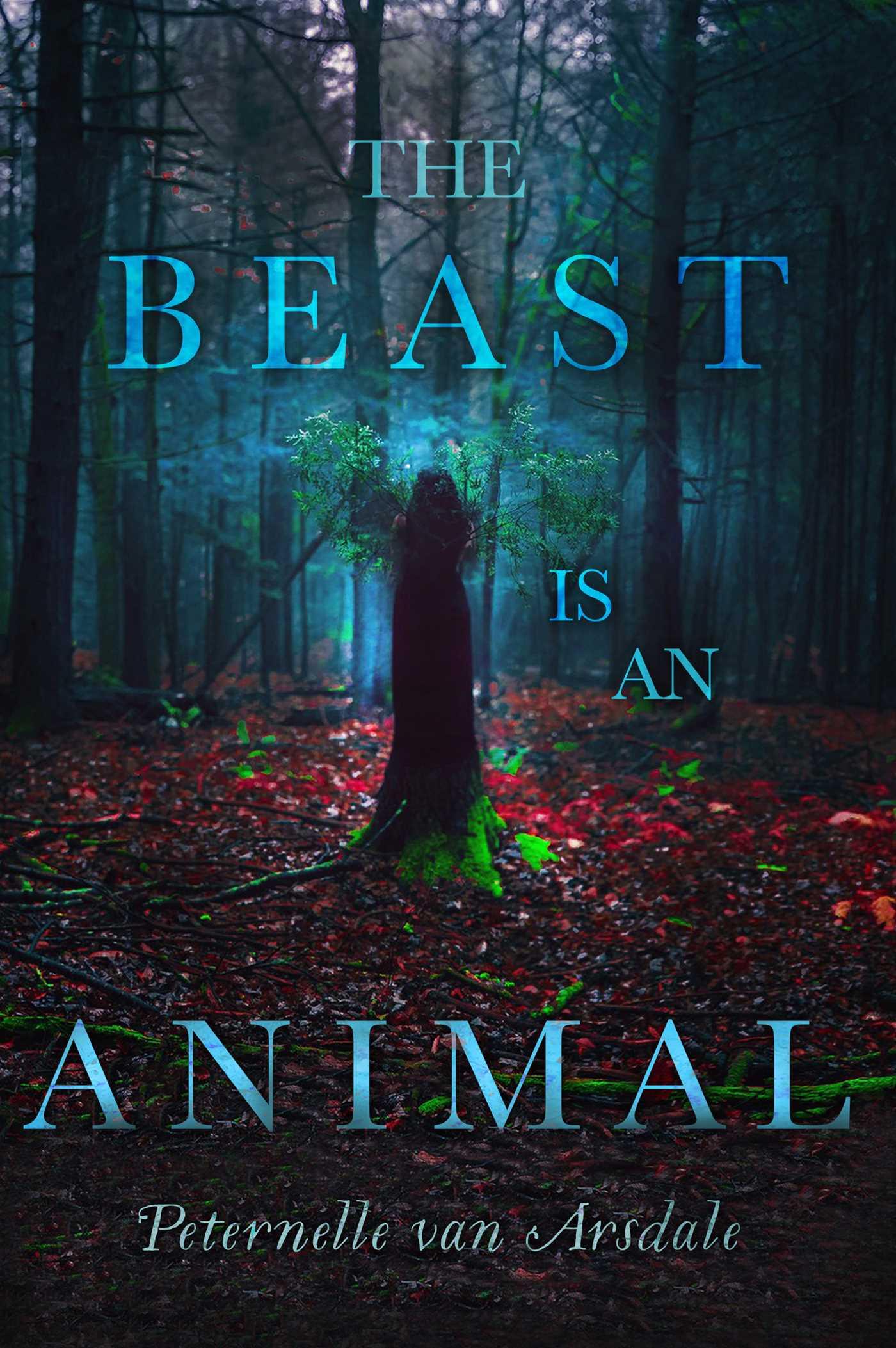 The beast is an animal 9781481488419 hr