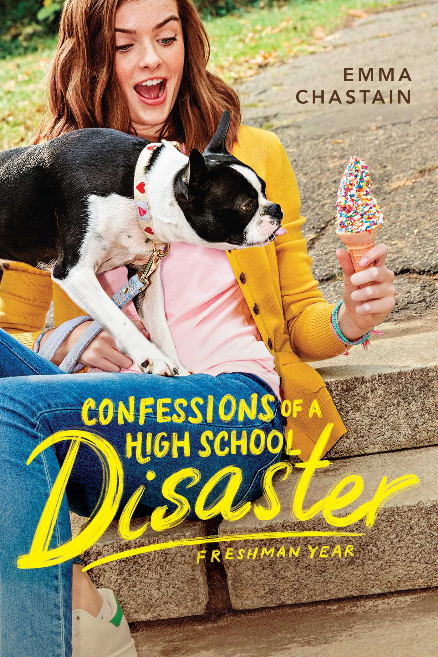 Confessions of a high school disaster 9781481488761 hr