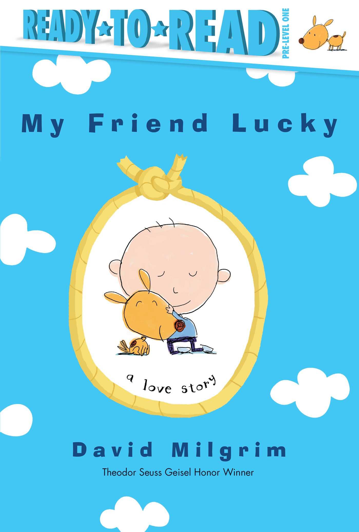 My friend lucky 9781481489010 hr