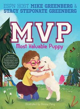 MVP | Book by Mike Greenberg, Stacy Steponate Greenberg