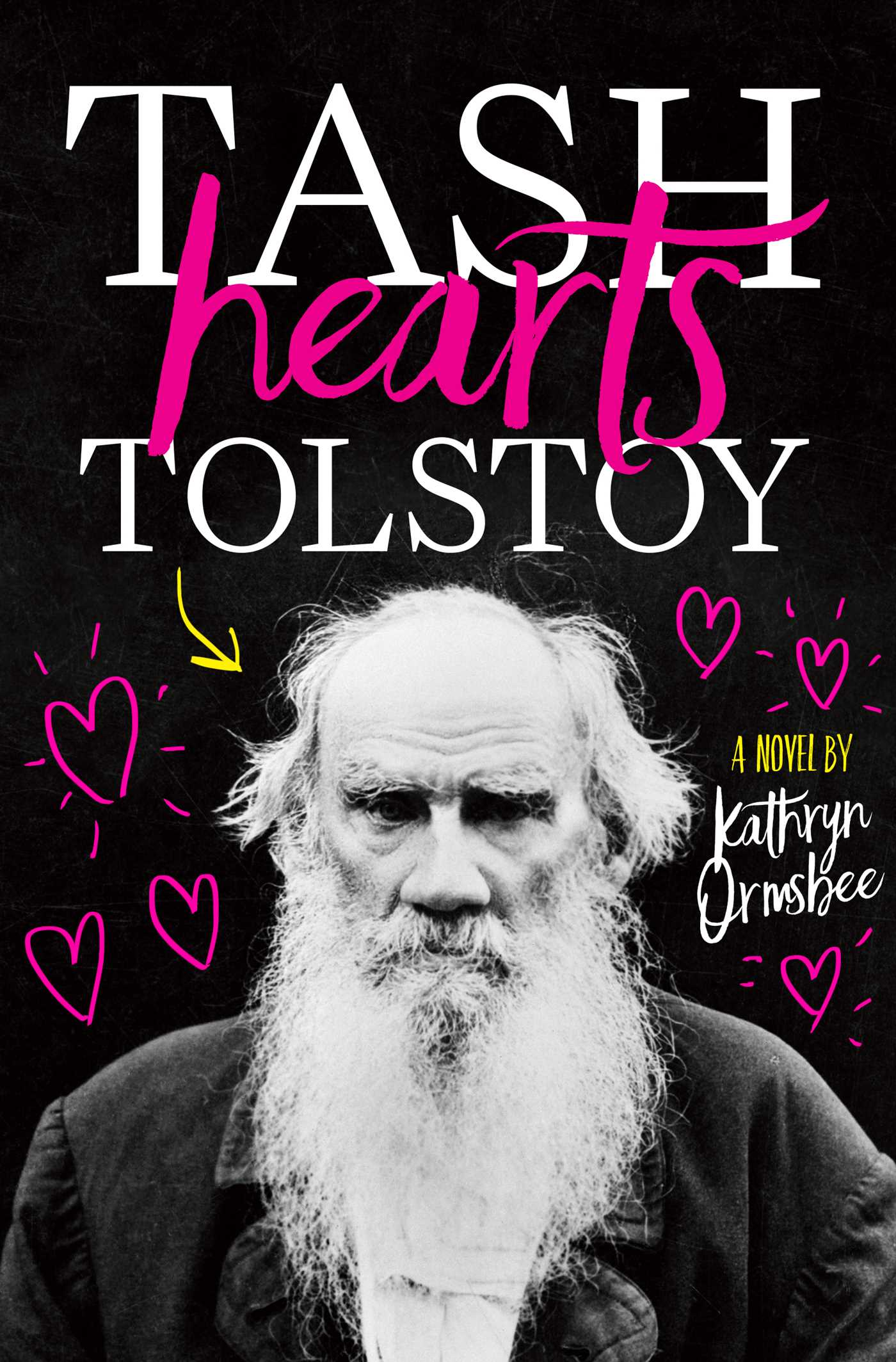 Tash hearts tolstoy 9781481489331 hr