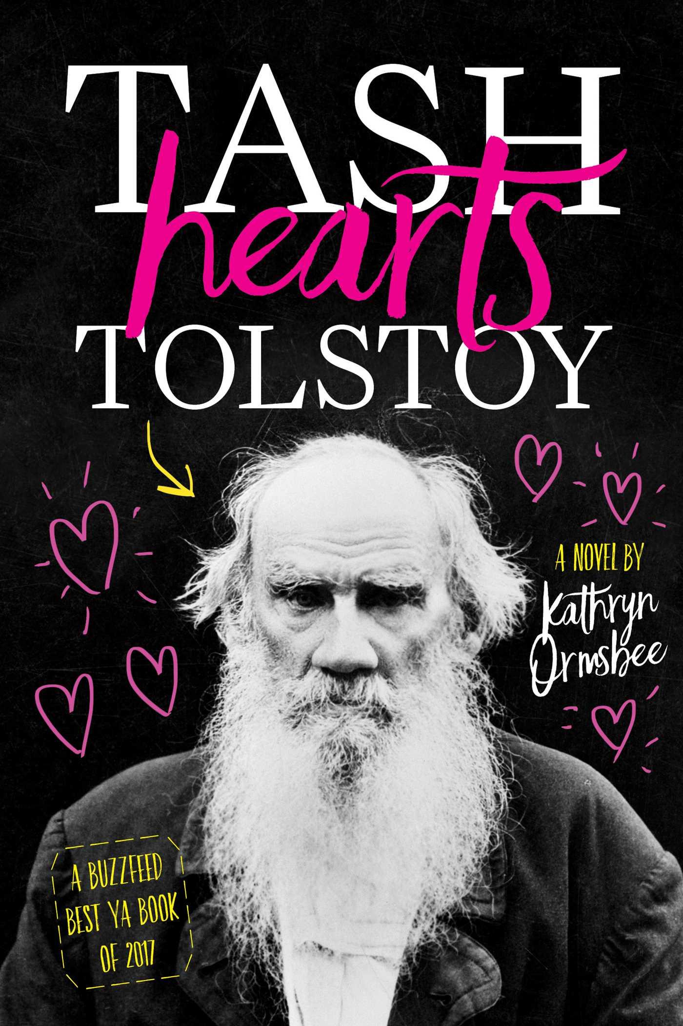 Tash hearts tolstoy 9781481489355 hr
