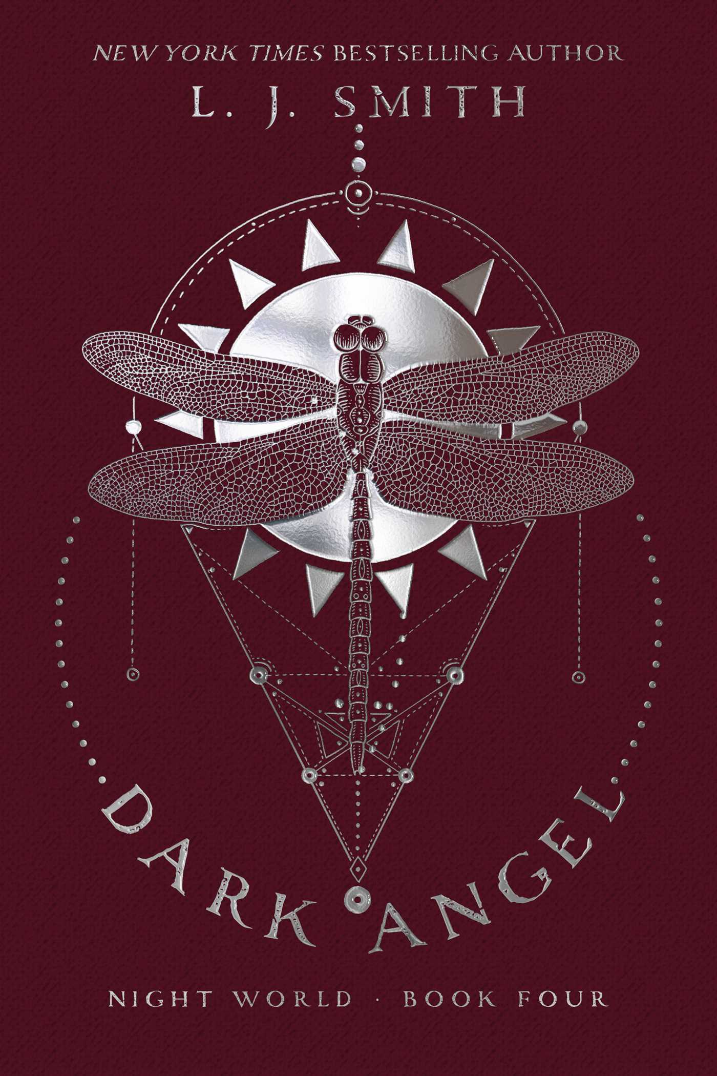 A book report on dark angel by l j smith