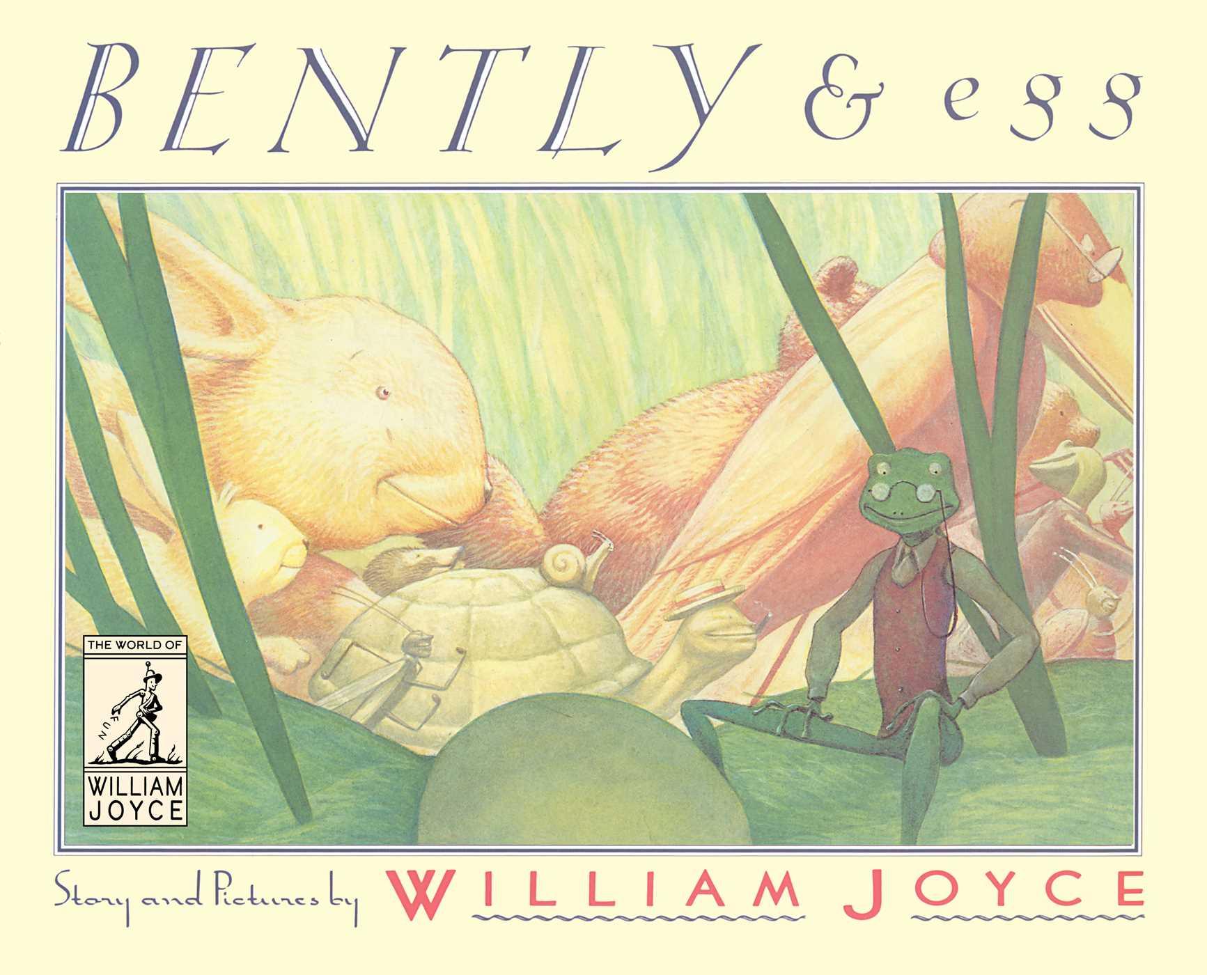 Bently egg 9781481489492 hr