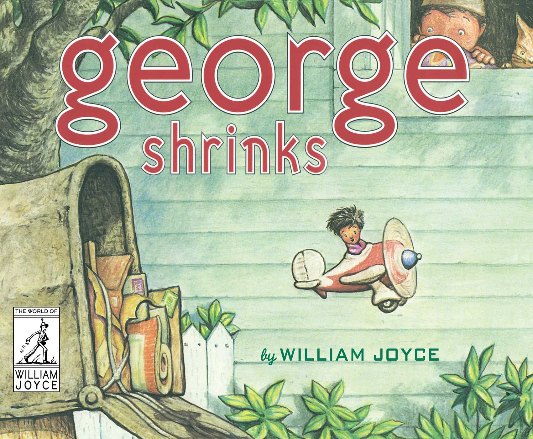 George shrinks 9781481489539 hr