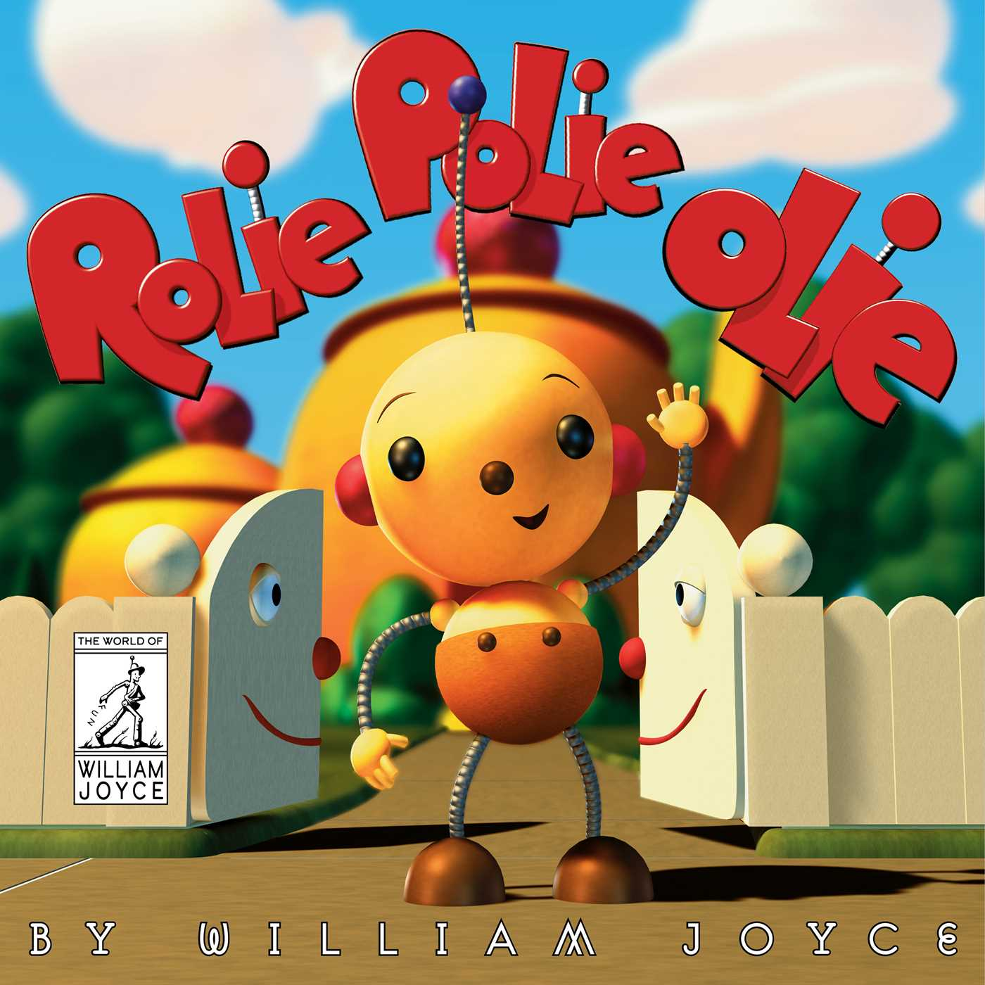 Rolie Polie Olie Book By William Joyce Official