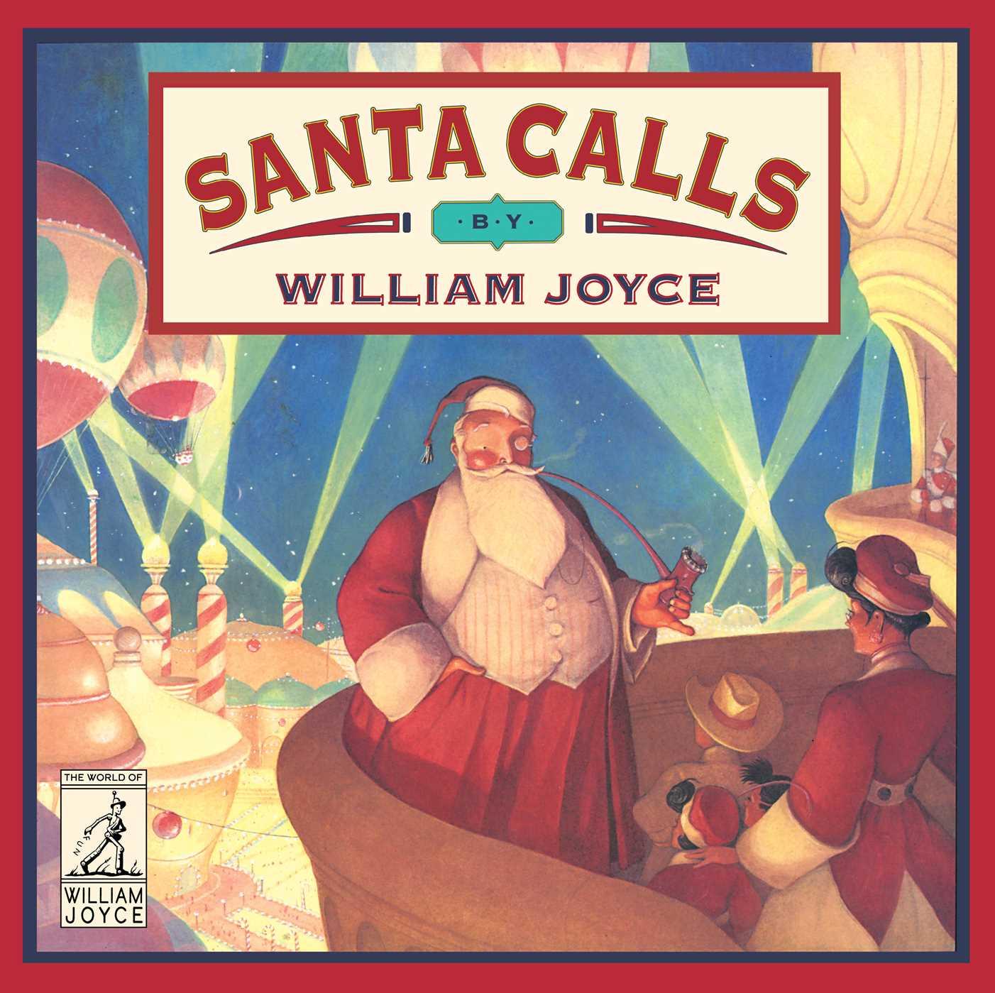 Santa calls 9781481489607 hr