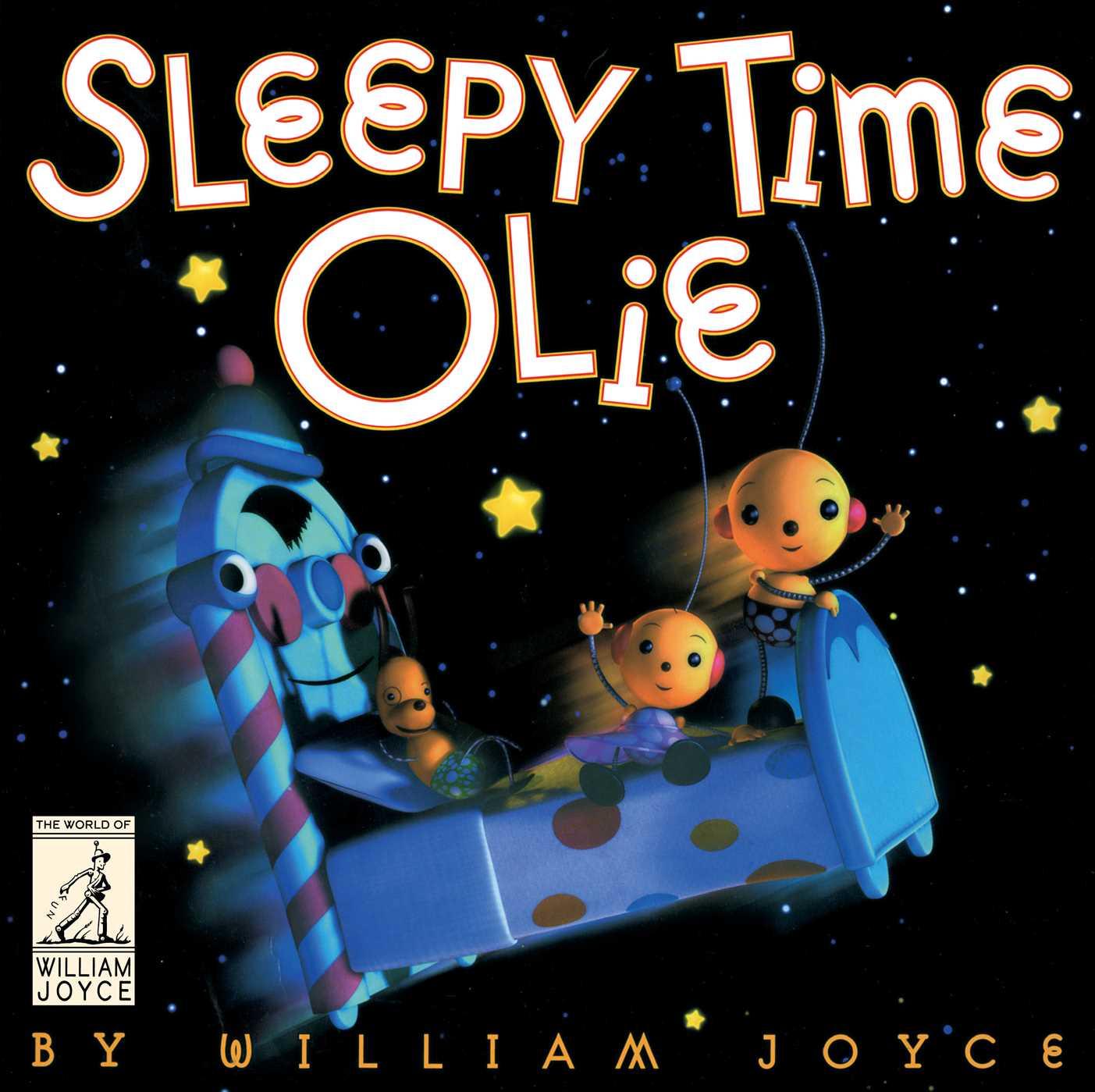 Sleepy time olie 9781481489645 hr