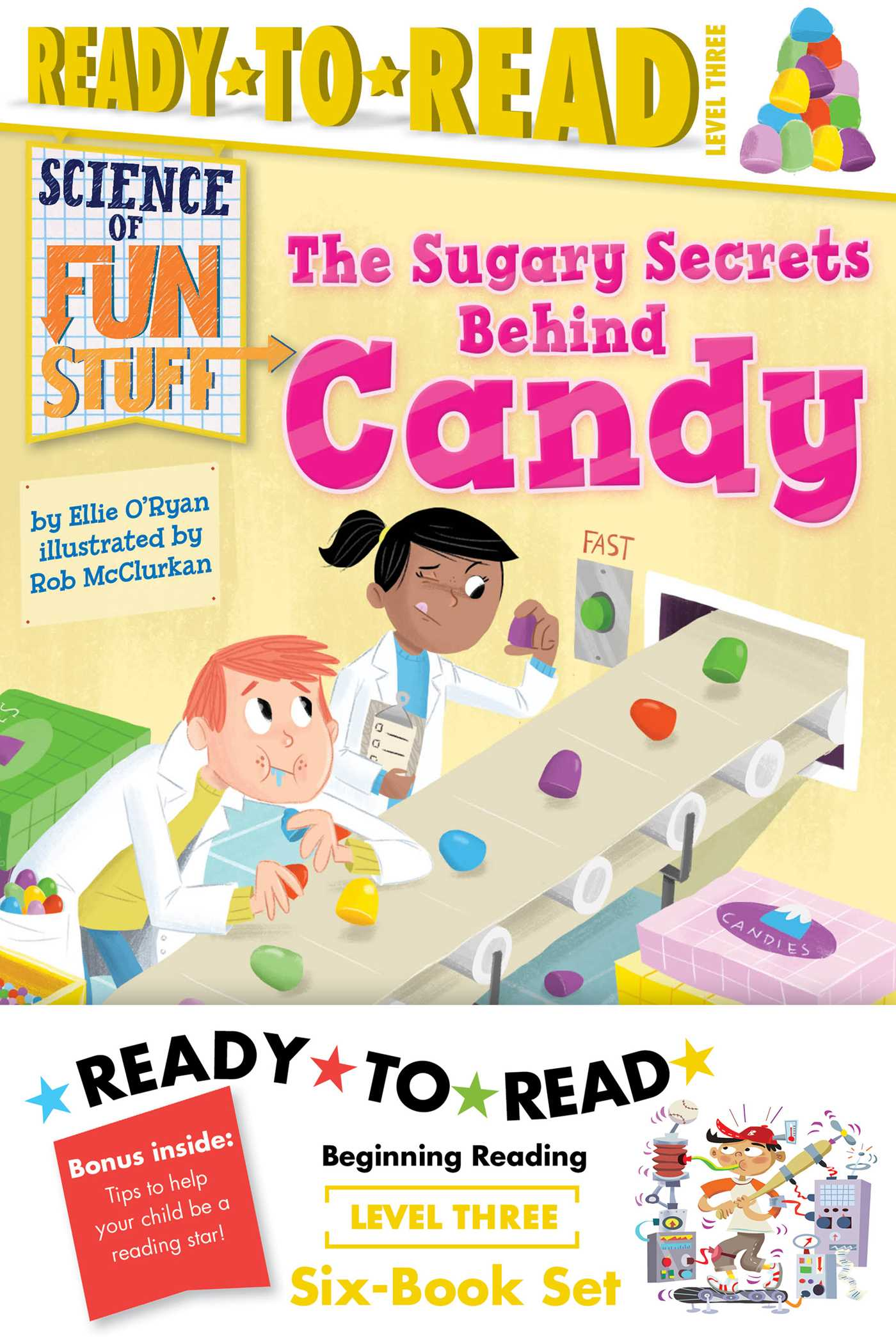 Science of fun stuff ready to read value pack 9781481489775 hr