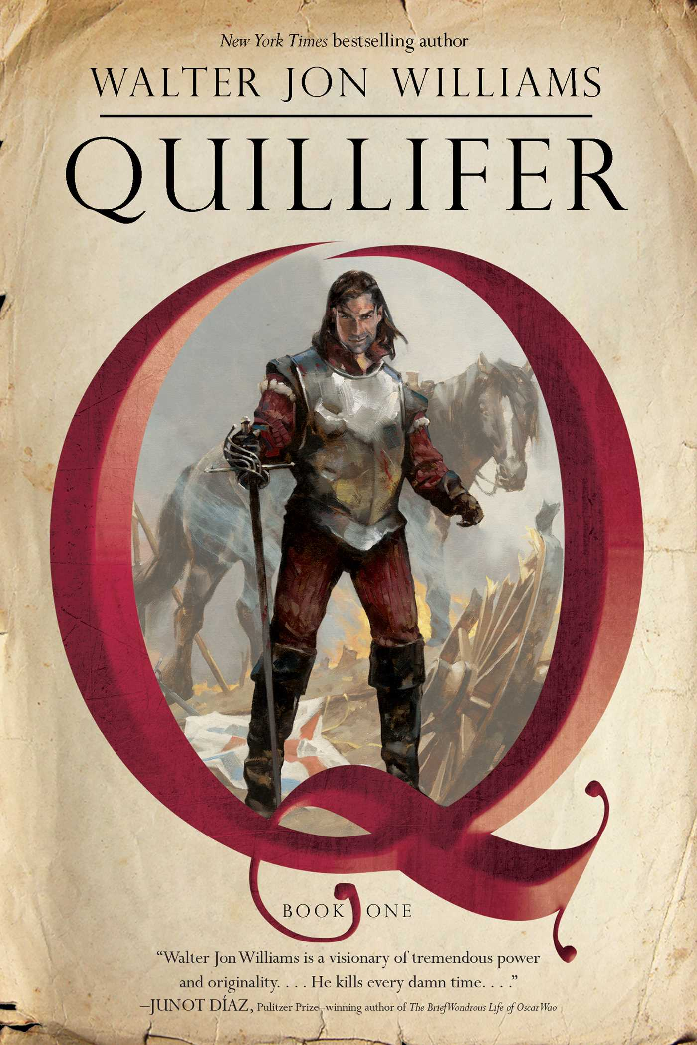 Quillifer Book By Walter Jon Williams Official Publisher Page