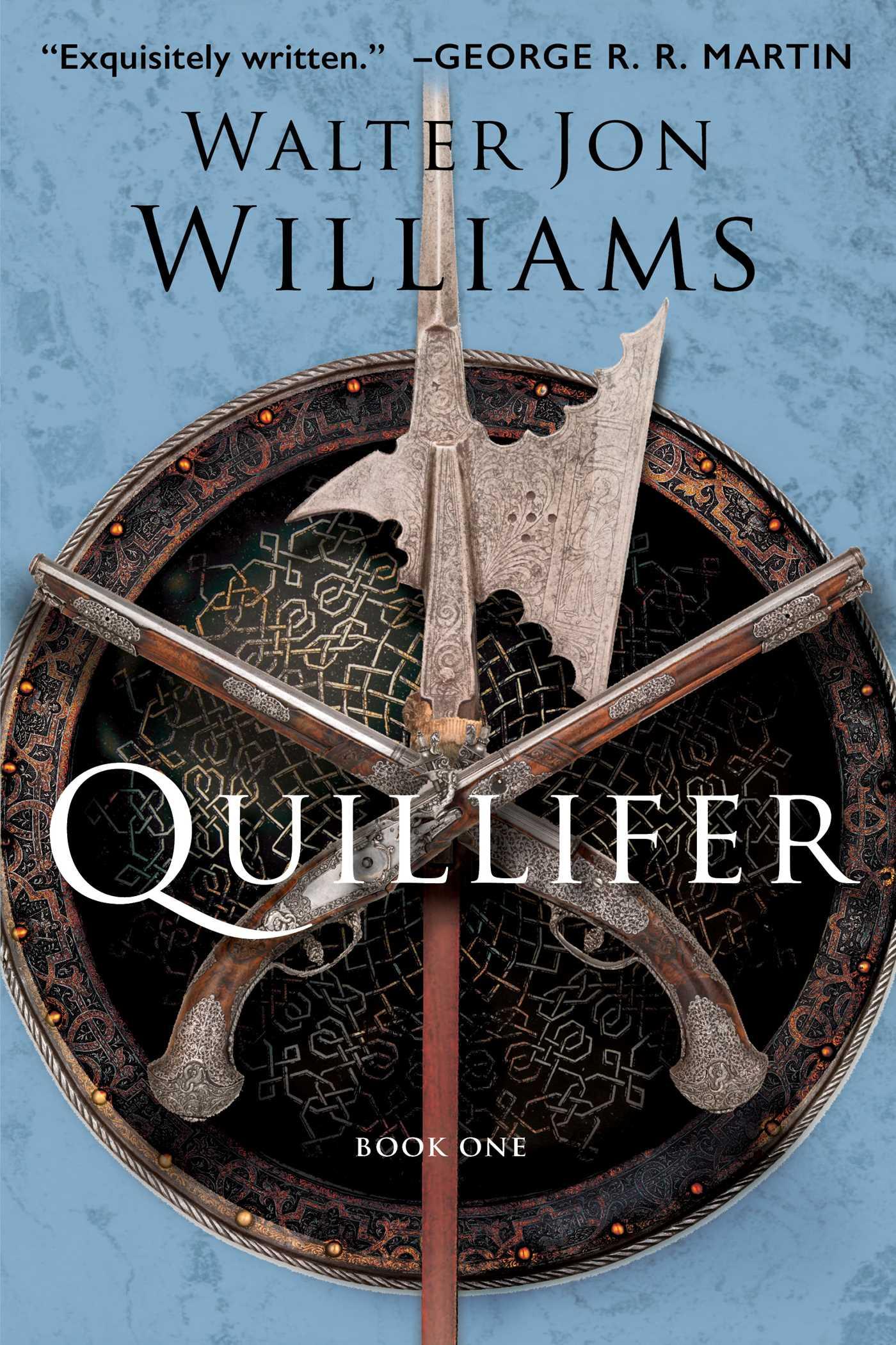 Quillifer 9781481489980 hr