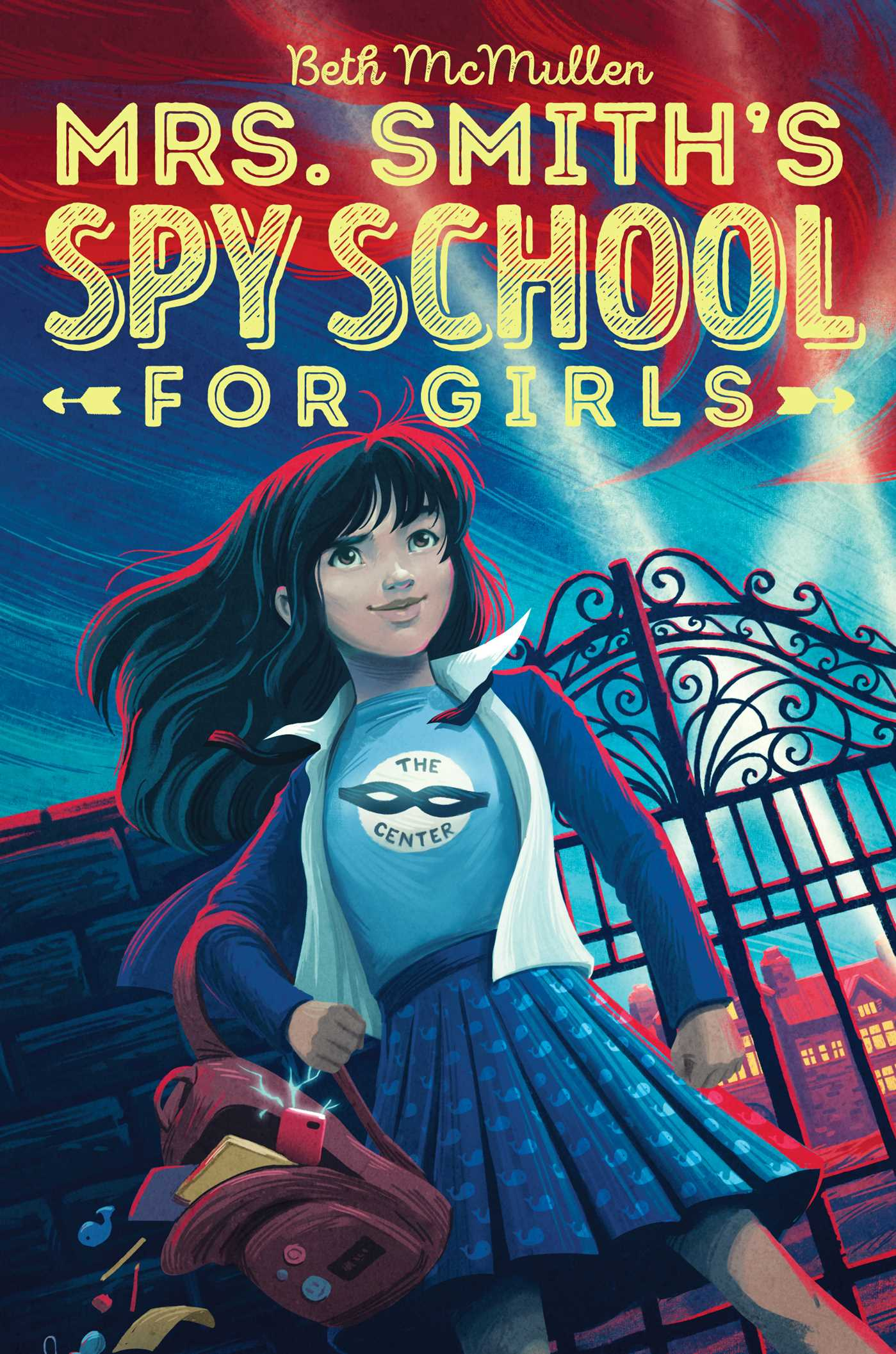 Mrs smiths spy school for girls 9781481490221 hr