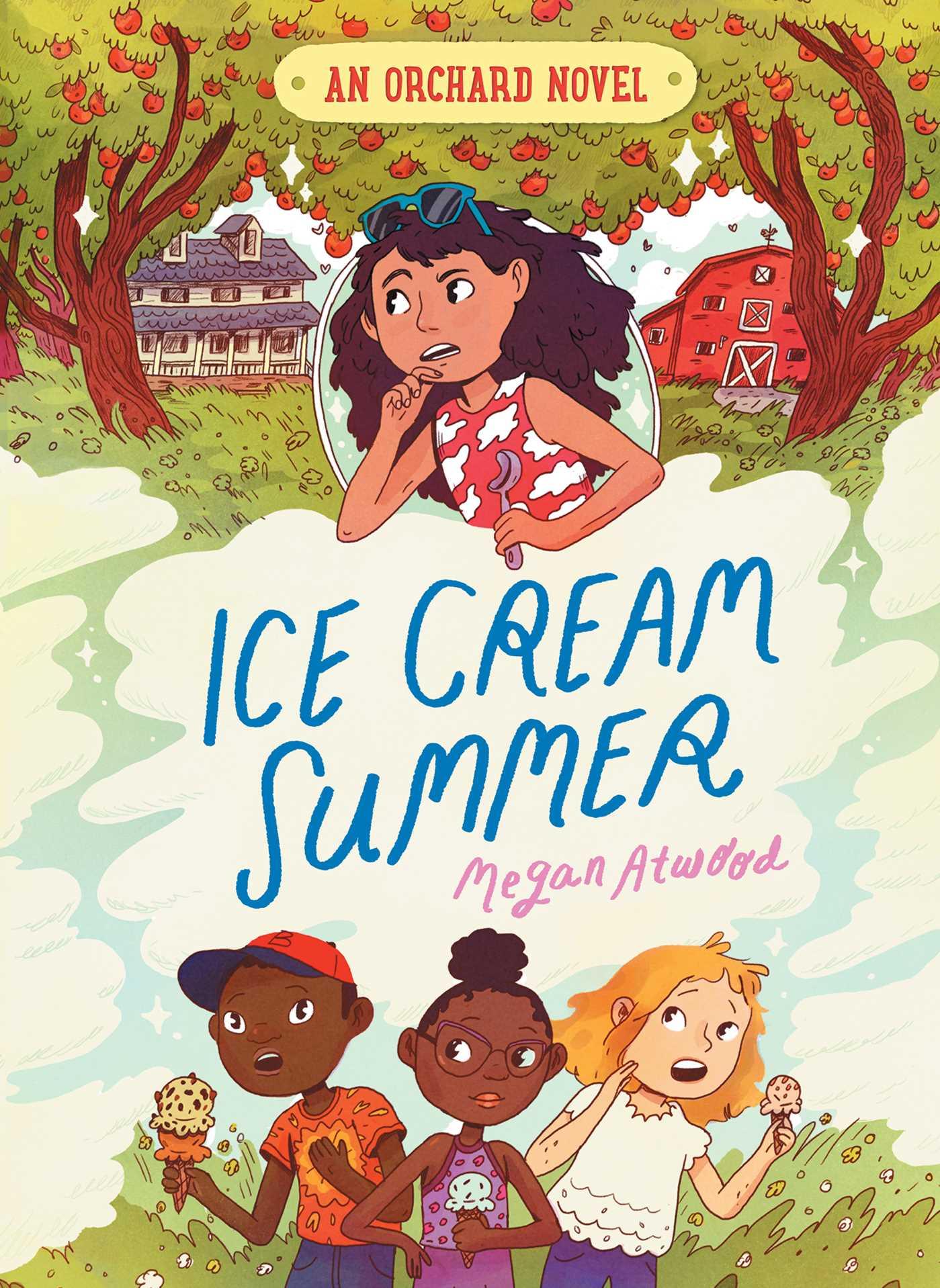 Ice cream summer 9781481490474 hr