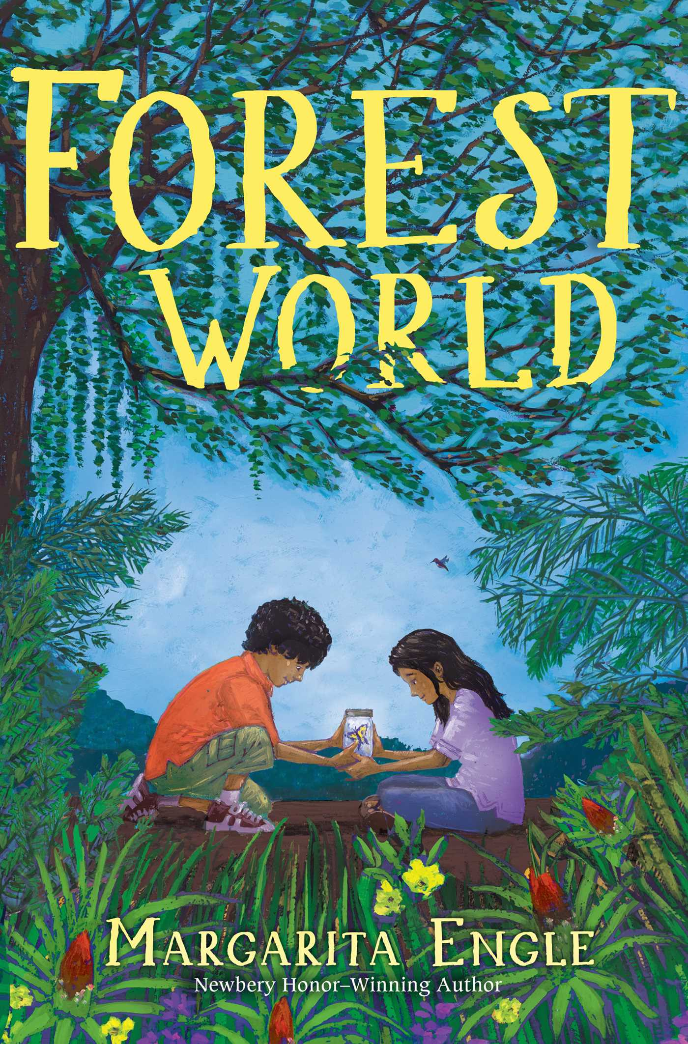 Forest world 9781481490573 hr