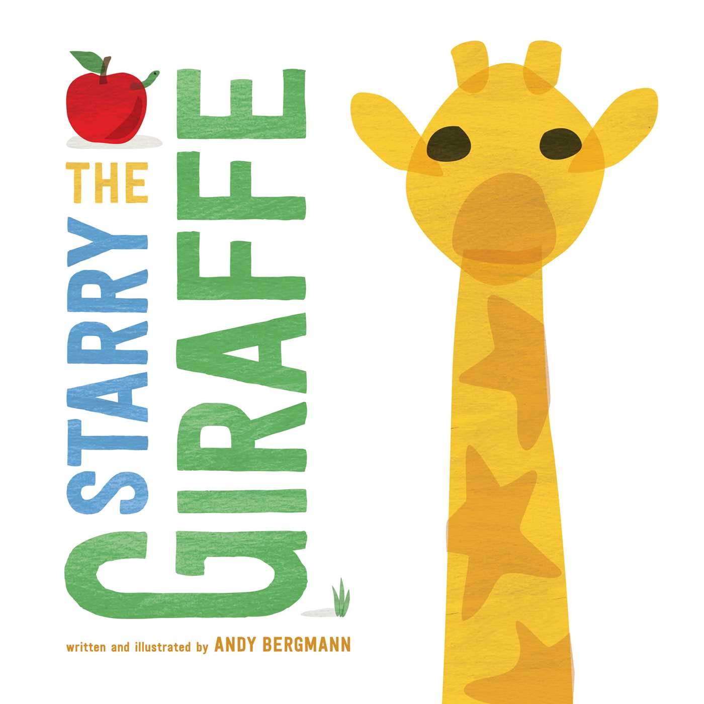 The starry giraffe 9781481491006 hr
