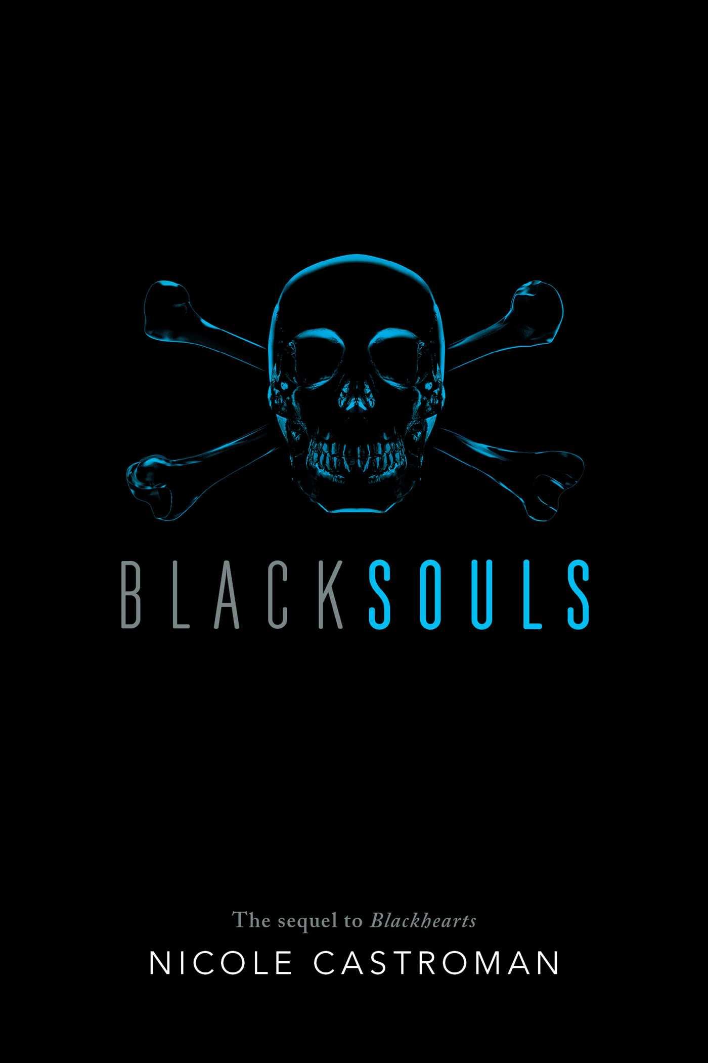 Blacksouls 9781481491068 hr