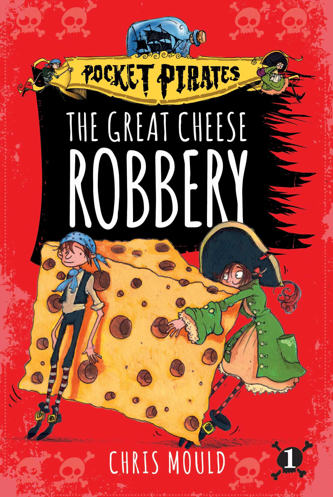 The great cheese robbery 9781481491143 hr