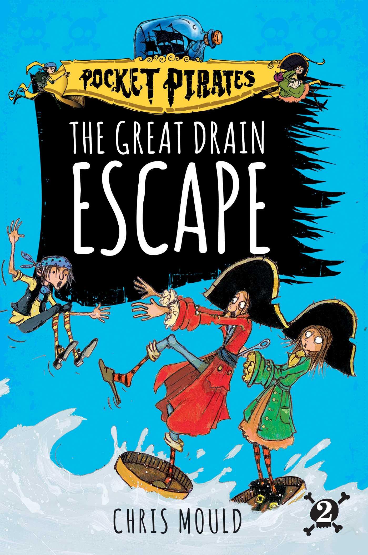 The great drain escape 9781481491174 hr